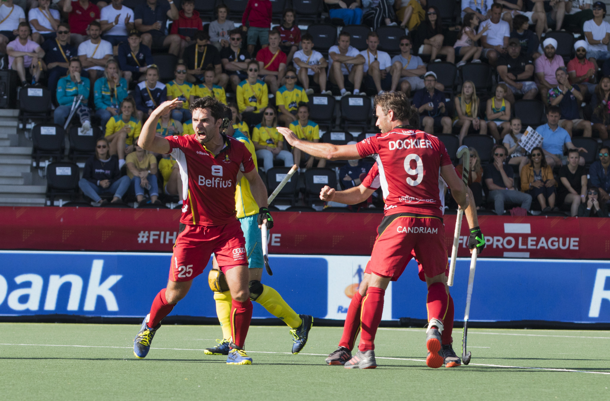Launch is set to coincide with the resumption of live international hockey following the COVID-19-induced shutdown ©Getty Images