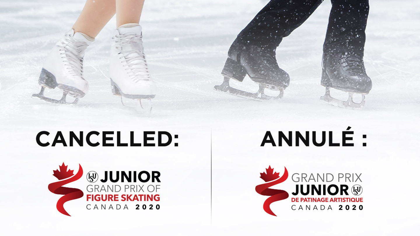 Opening leg of ISU Junior Grand Prix of Figure Skating season cancelled due to COVID-19