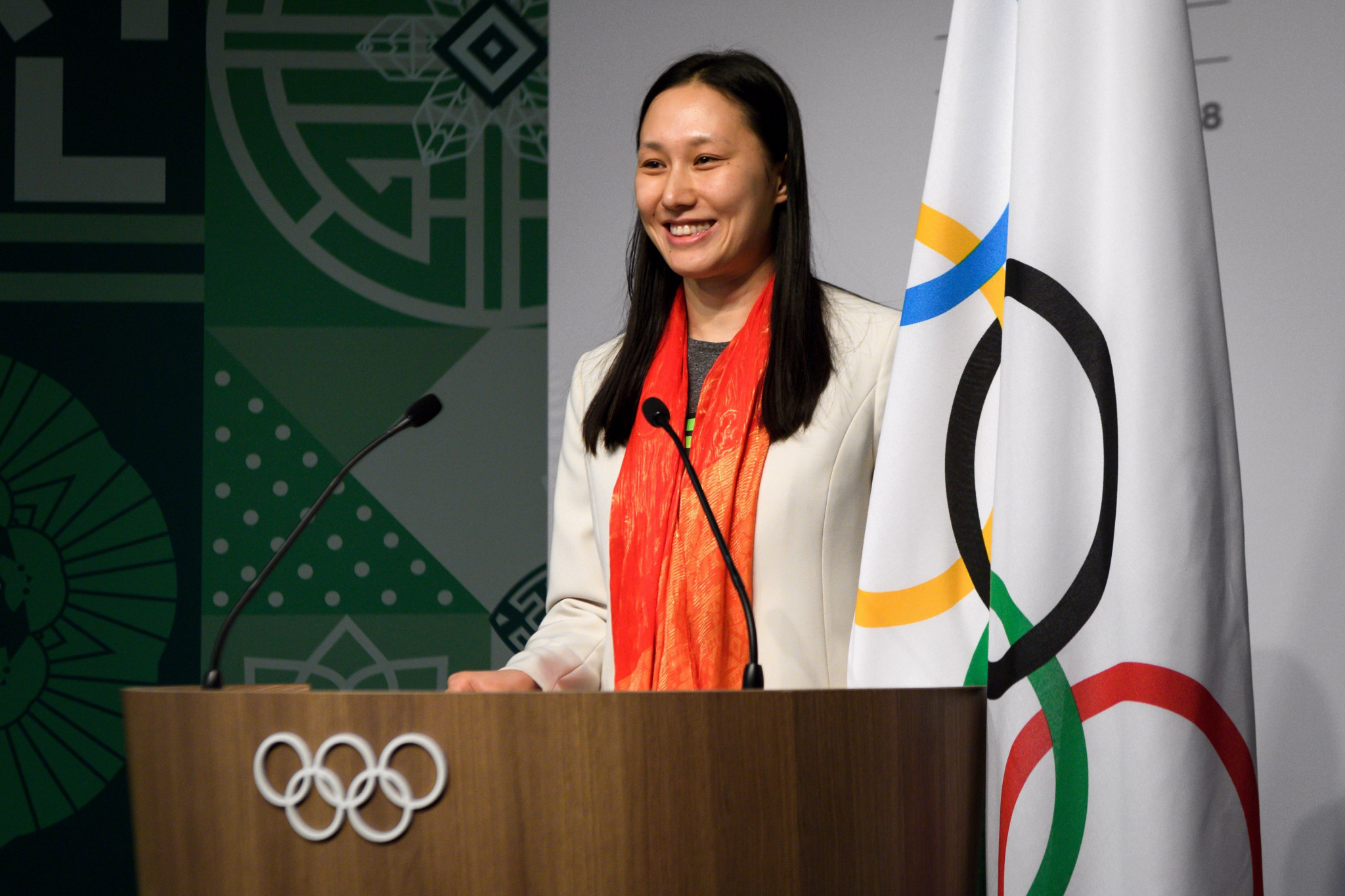Female membership of IOC Commissions rises to 47.7 per cent