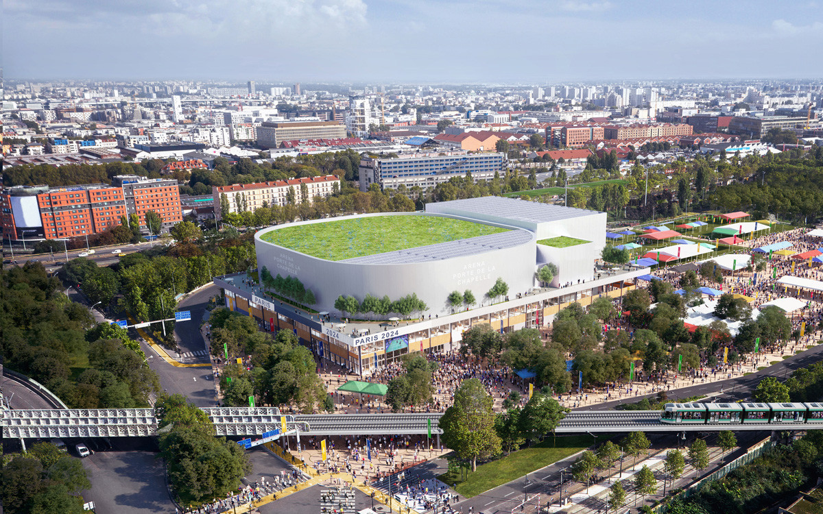 Bouygues handed contract to build further venue for Paris 2024