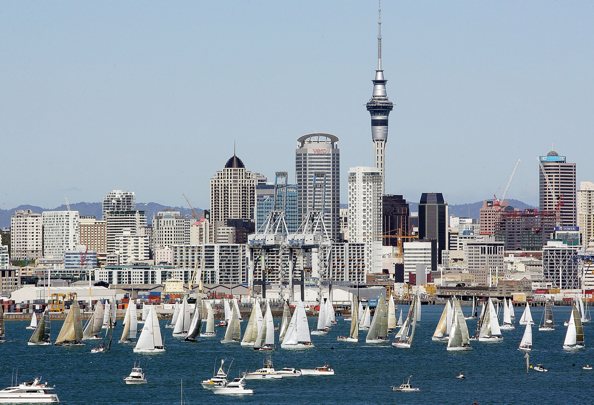 Auckland remains the venue for the next edition of the World Junior Championships ©Getty Images
