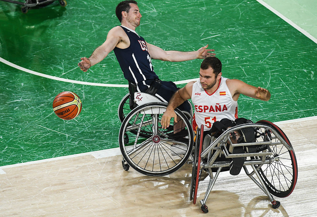 The IWBF is confident wheelchair basketball will remain part of the Tokyo 2020 Paralympic Games ©Getty Images