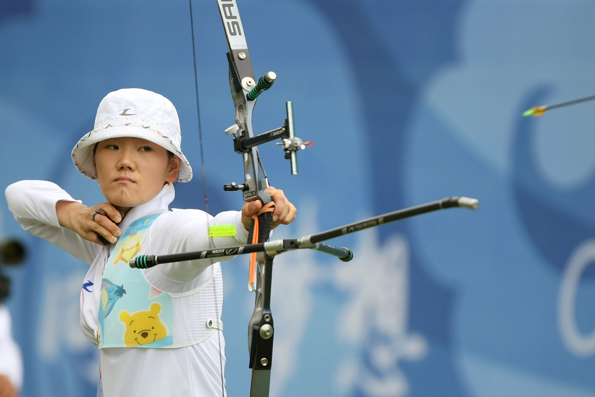 The first World Archery summer summit will feature an interview with Park Sung-hyun ©Getty Images