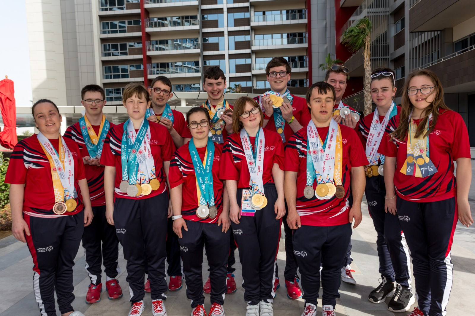More than 2,000 athletes were expected to compete at the 2021 Special Olympic Great Britain National Summer Games ©Special Olympics GB