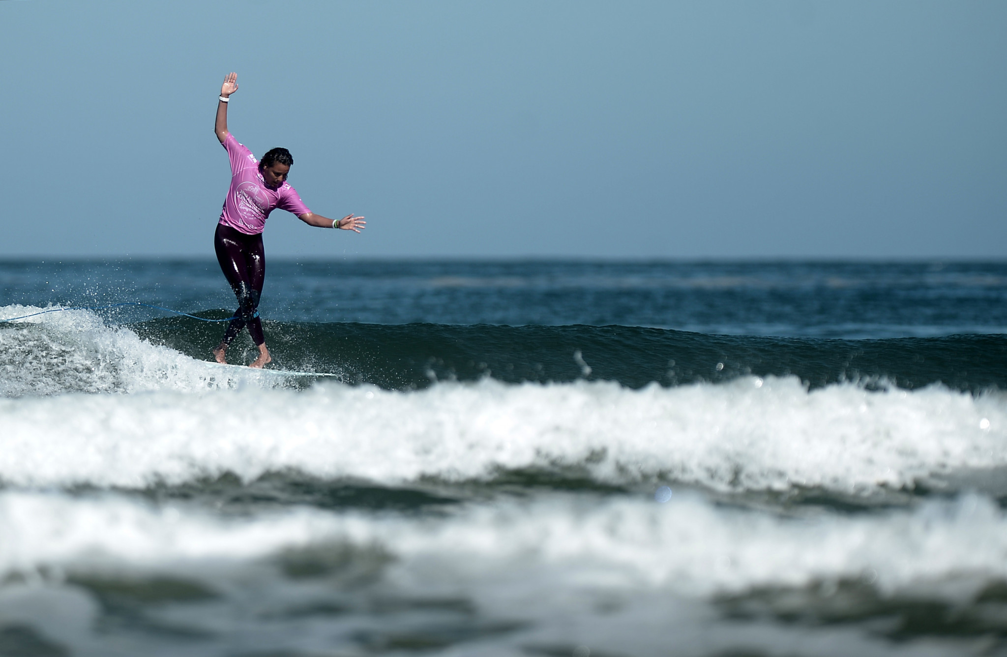 The ISA World Surfing Games in El Salvador were due to have taken place this month, but were postponed indefinitely due to the pandemic ©Getty Images