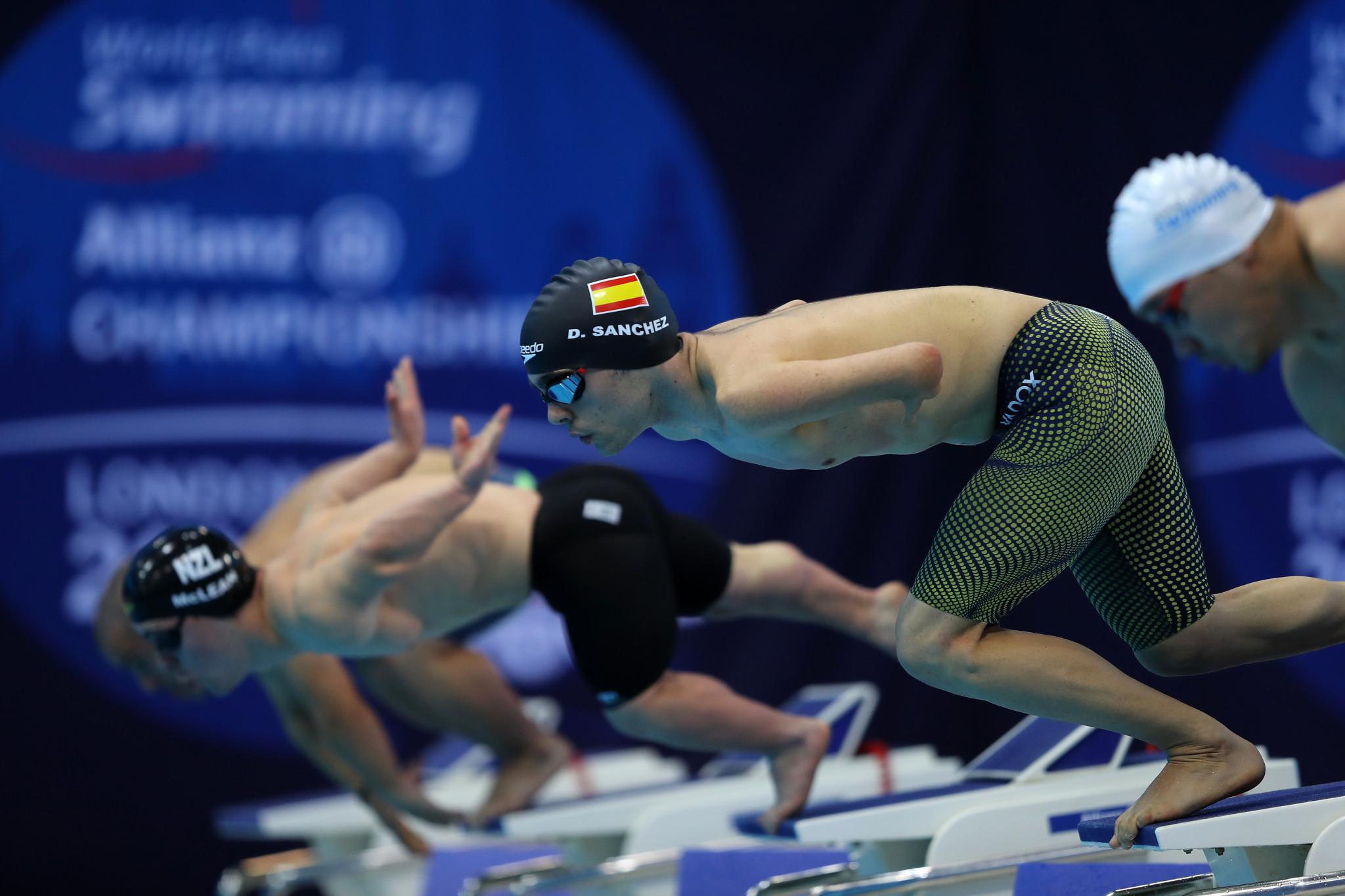 World Para Swimming athletes group meets governing body as part of preparing classification document