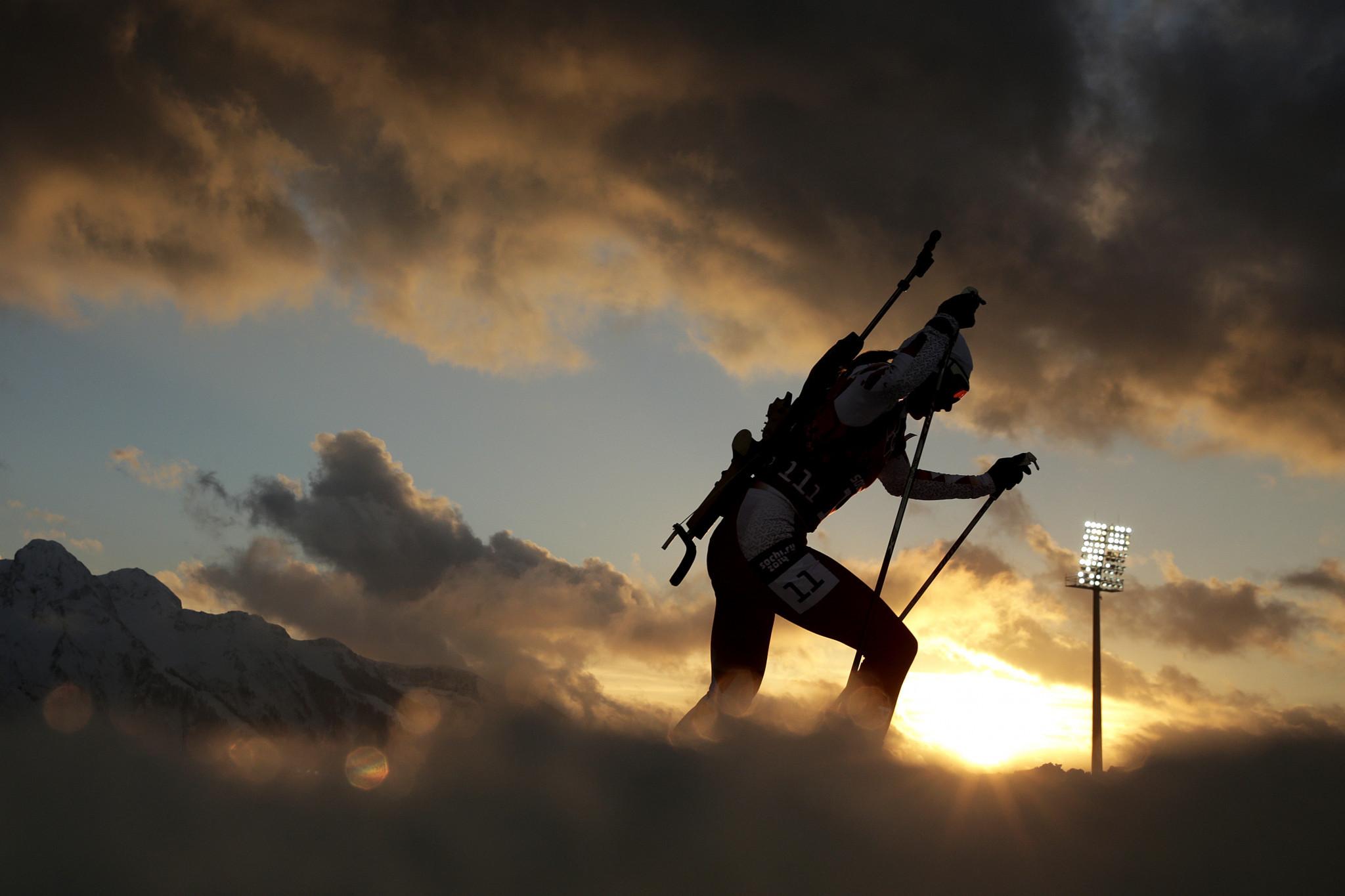 Climate change biggest issue facing biathlon, fans tell IBU survey