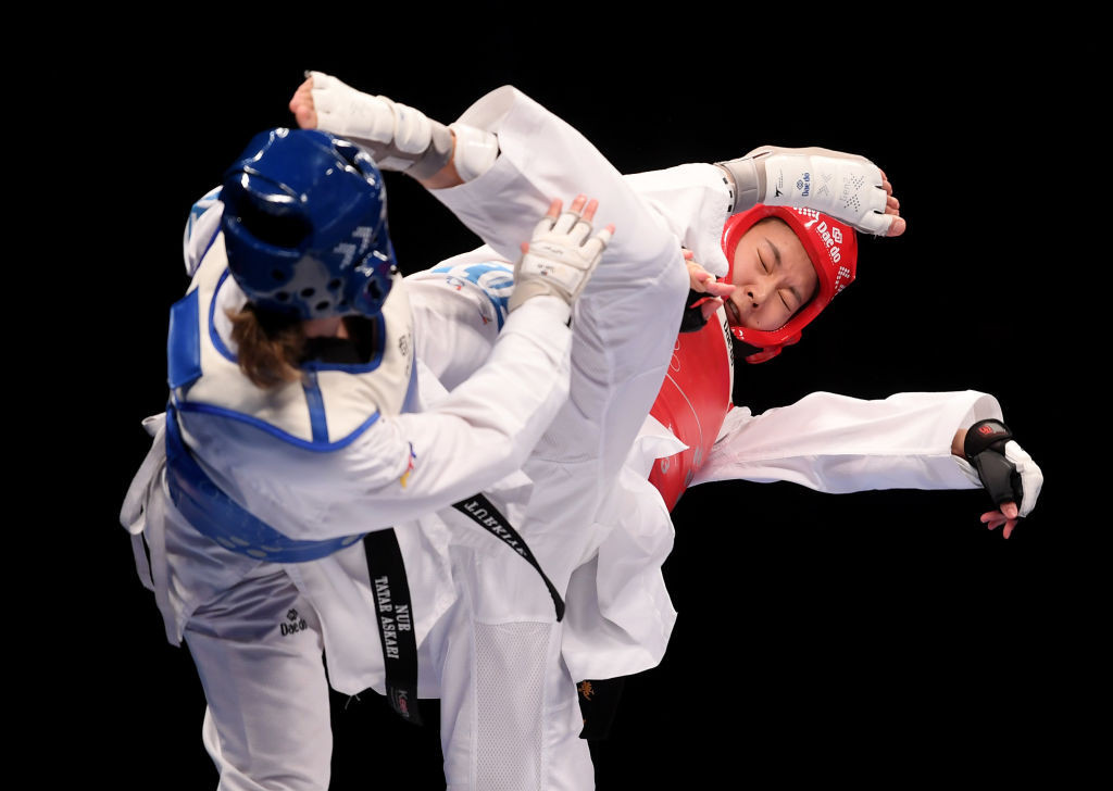 Choue hopeful Asian and European Olympic taekwondo qualifiers can be held this year