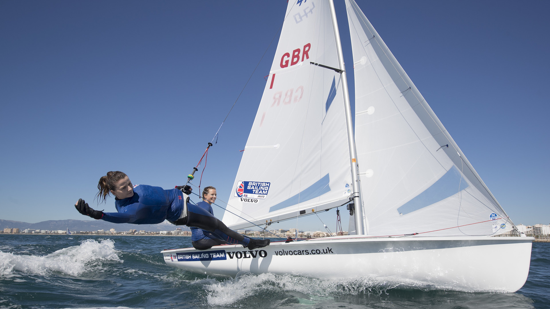 British Sailing team prepare to move to next stage of training