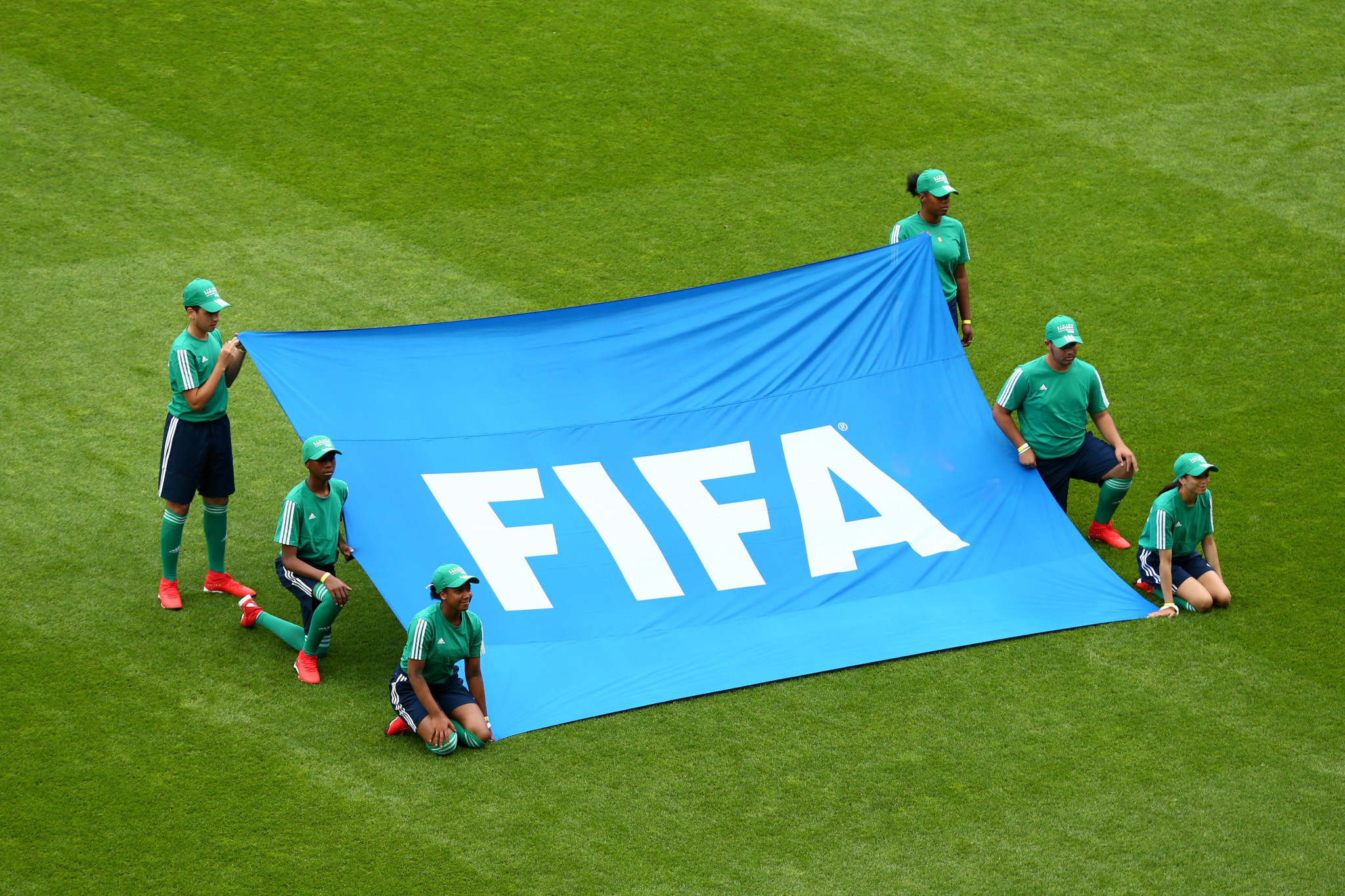 FIFA is concerned that the FFIRI is not independent of the Iranian Government ©Getty Images
