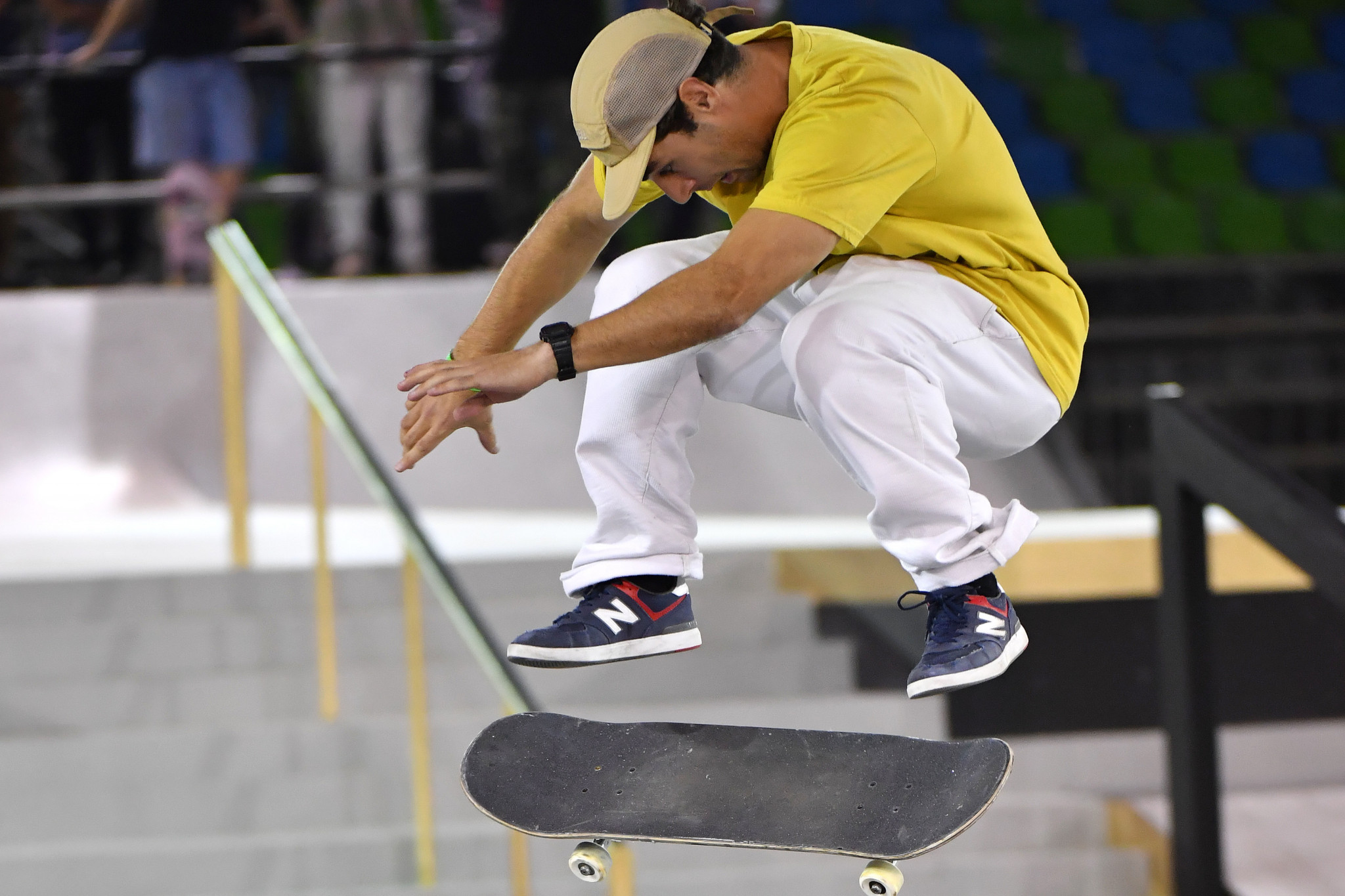 IOC approves skateboarding rule changes for Tokyo 2020 qualification