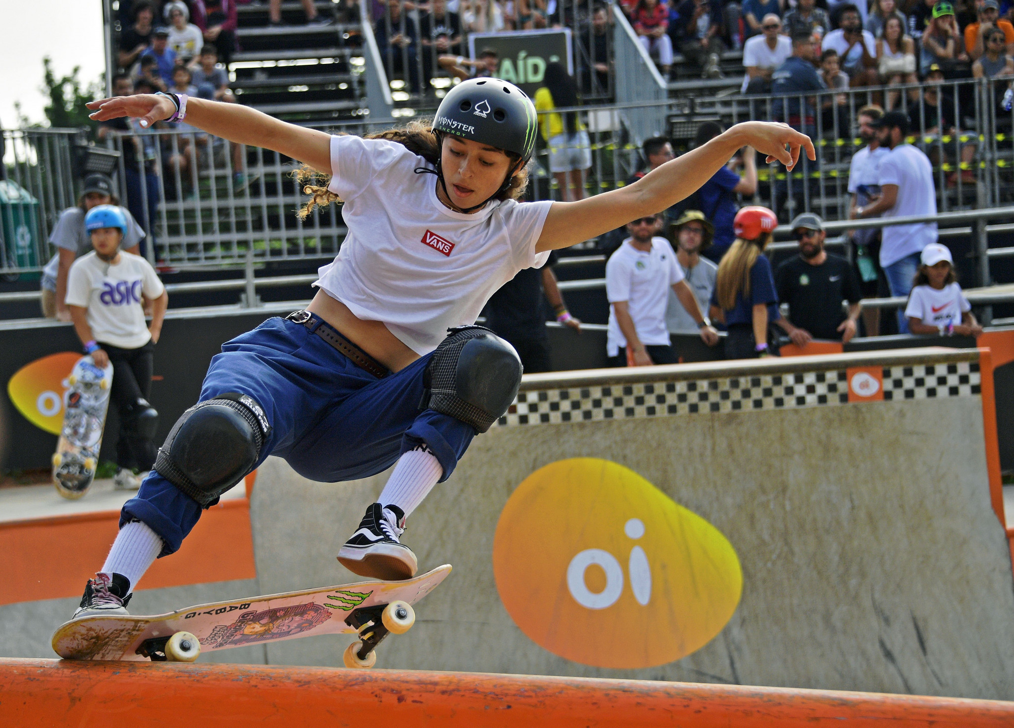 Skateboarding is due to make its Olympic debut at Tokyo 2020 next year ©Getty Images