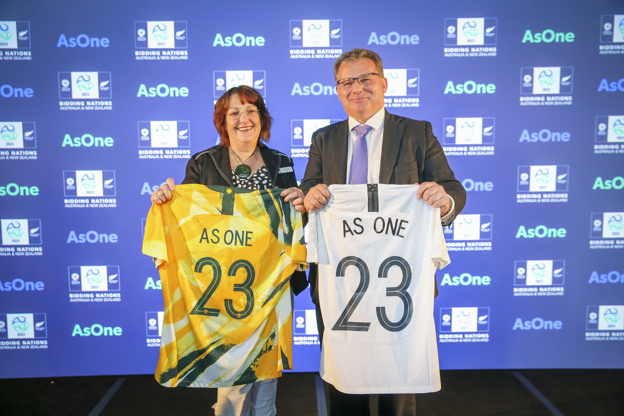 Australia and New Zealand are jointly bidding to host the 2023 FIFA Women's World Cup ©Getty Images