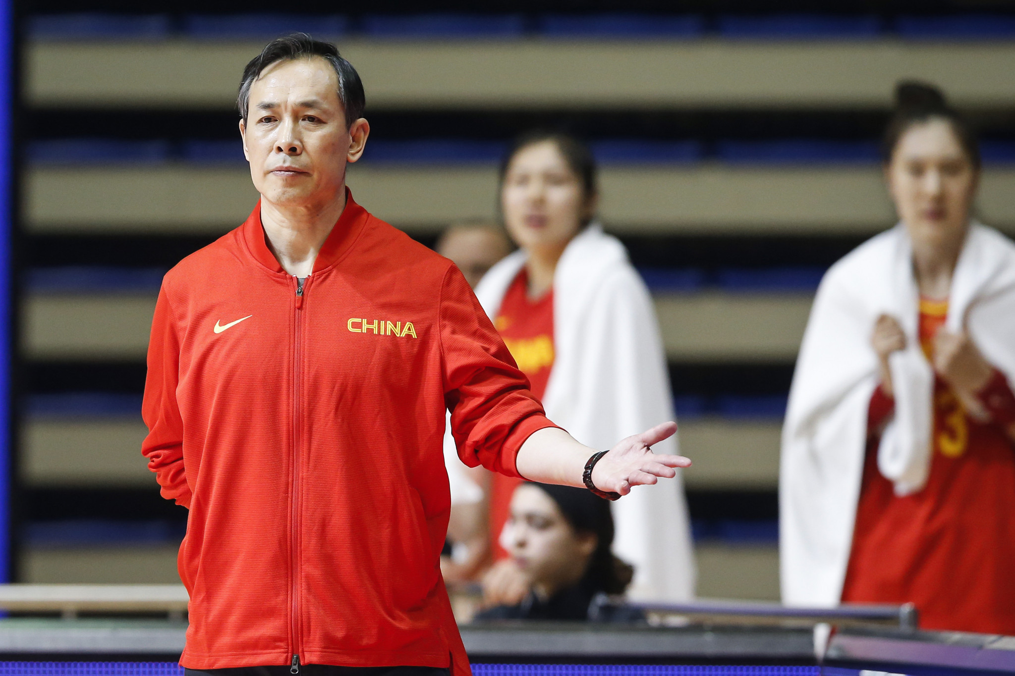 Chinese women's basketball team coach Xu Limin claimed the squad are mentally stronger despite the postponement of the Tokyo 2020 Olympics ©Getty Images