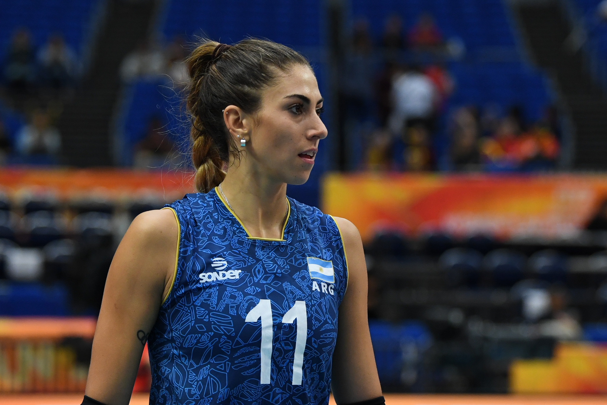 Argentinian volleyball player Lazcano says team will be stronger at Tokyo 2020