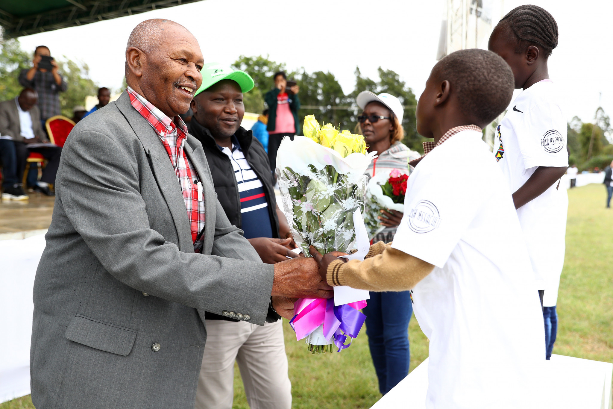 Nairobi Continental Tour event to be named Kipchoge Keino Classic