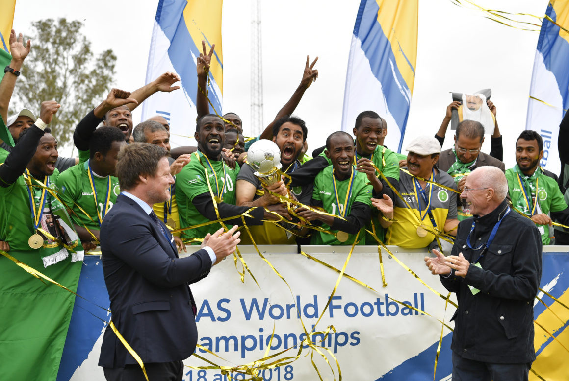 France to host 2022 Virtus World Football Championships