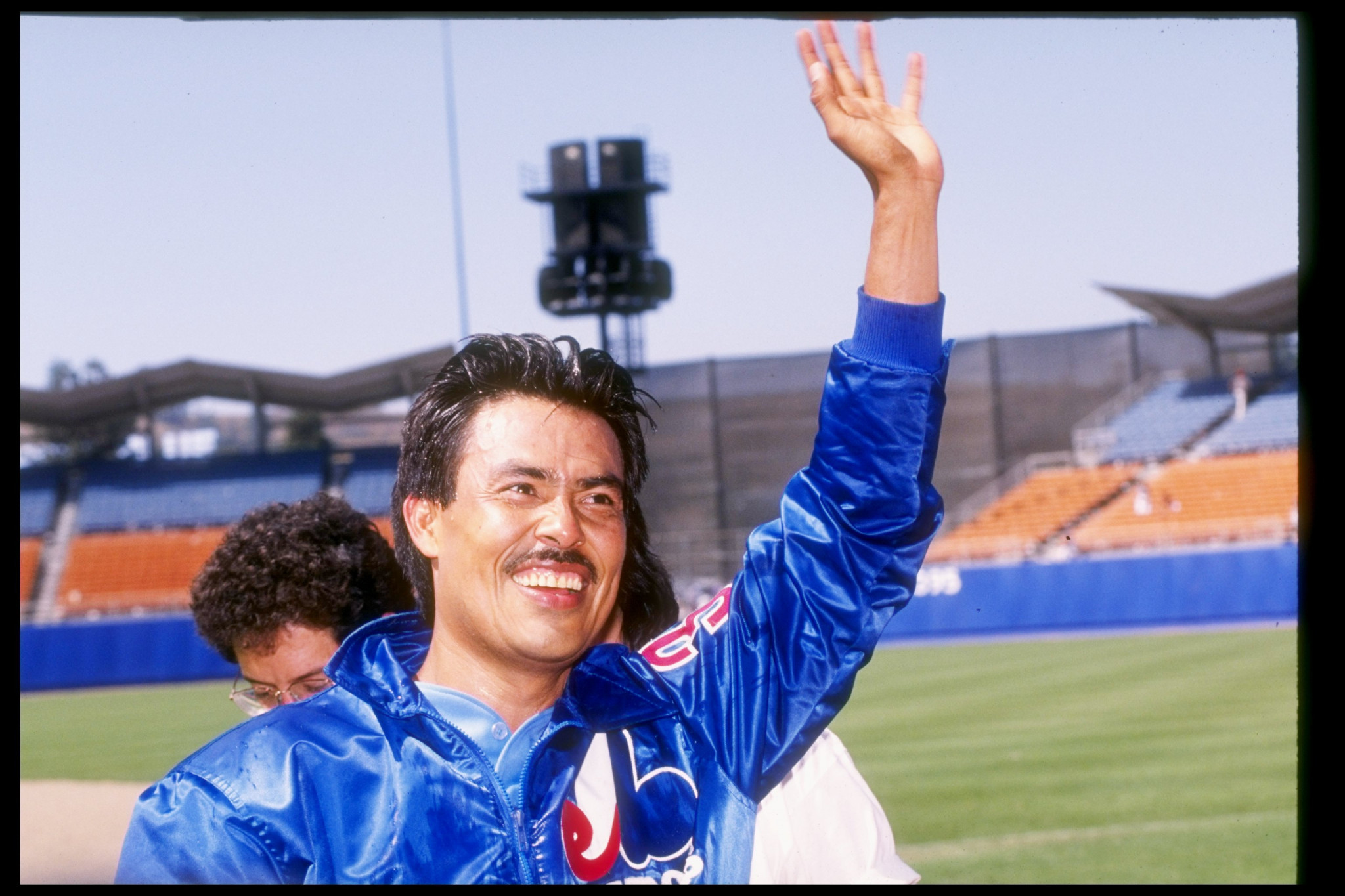 Dennis Martínez has set-up a fundraiser for Nicaraguan health care workers ©Getty Images