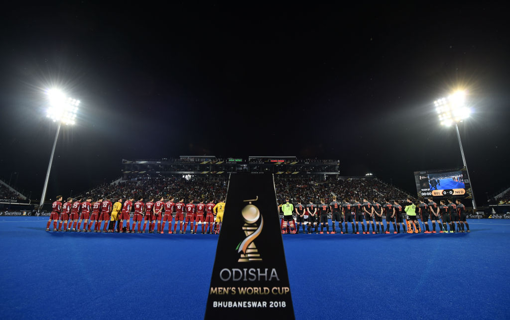 FIH change qualification process for 2022 and 2023 Hockey World Cups