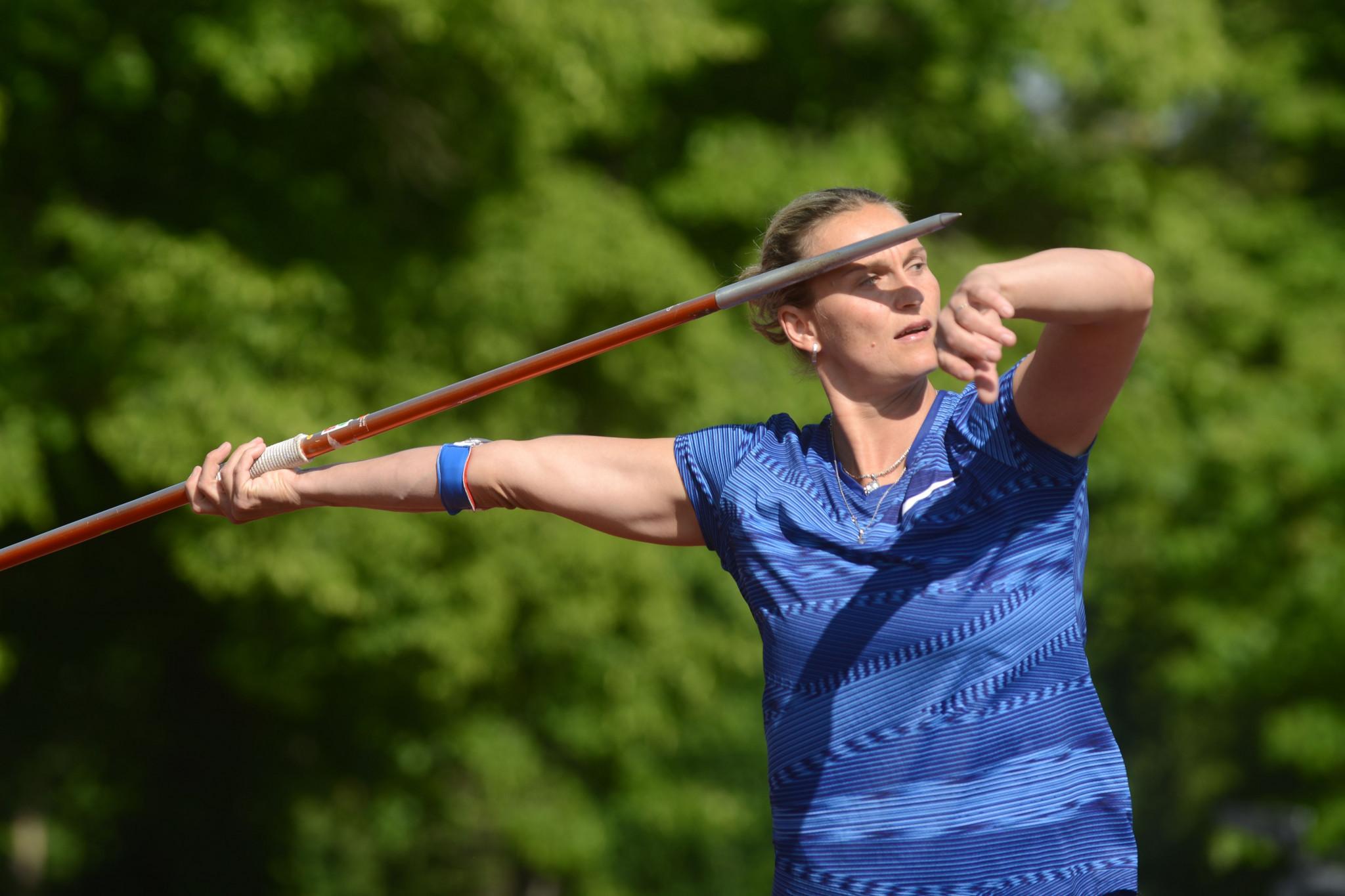 Spotakova eyes Tokyo 2020 after Czech Athletics Federation hold first Back on the Track event