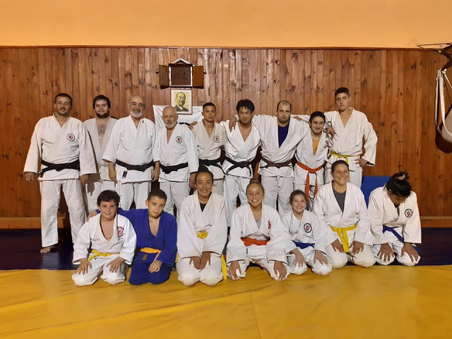 Uruguayan judokas are now able to compete in South American events ©PJU