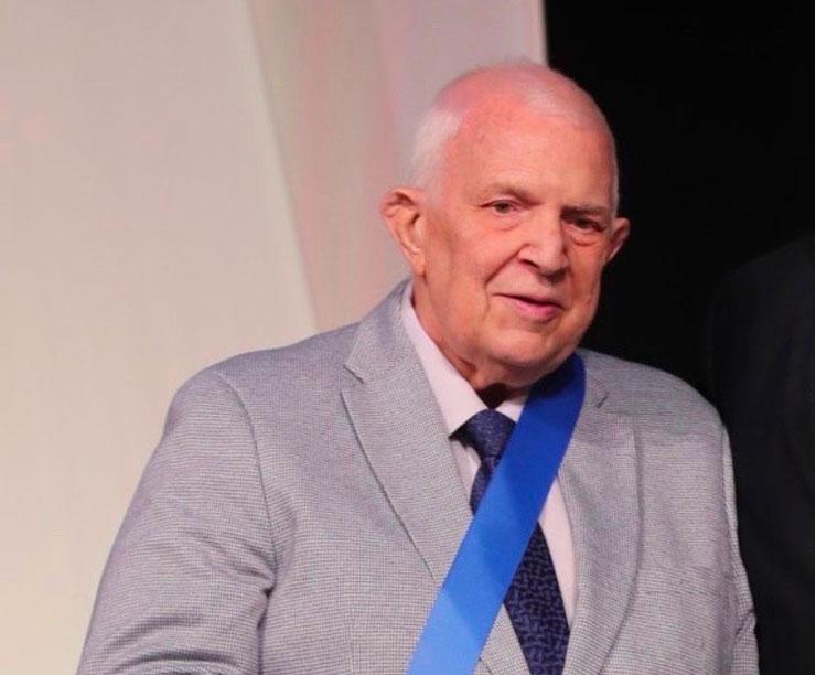 United World Wrestling Bureau member Tzenov dies aged 80