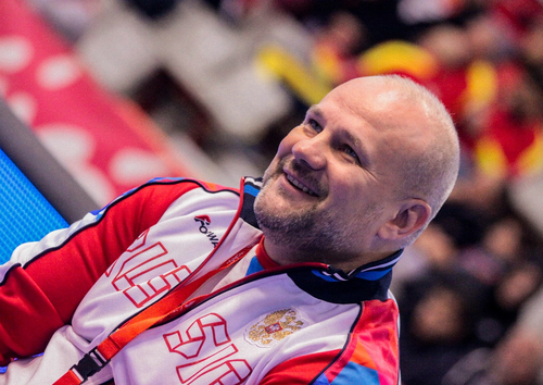 Alexander Konakov has claimed the development of a combat sambo league is key to helping popularise the discipline ©FIAS