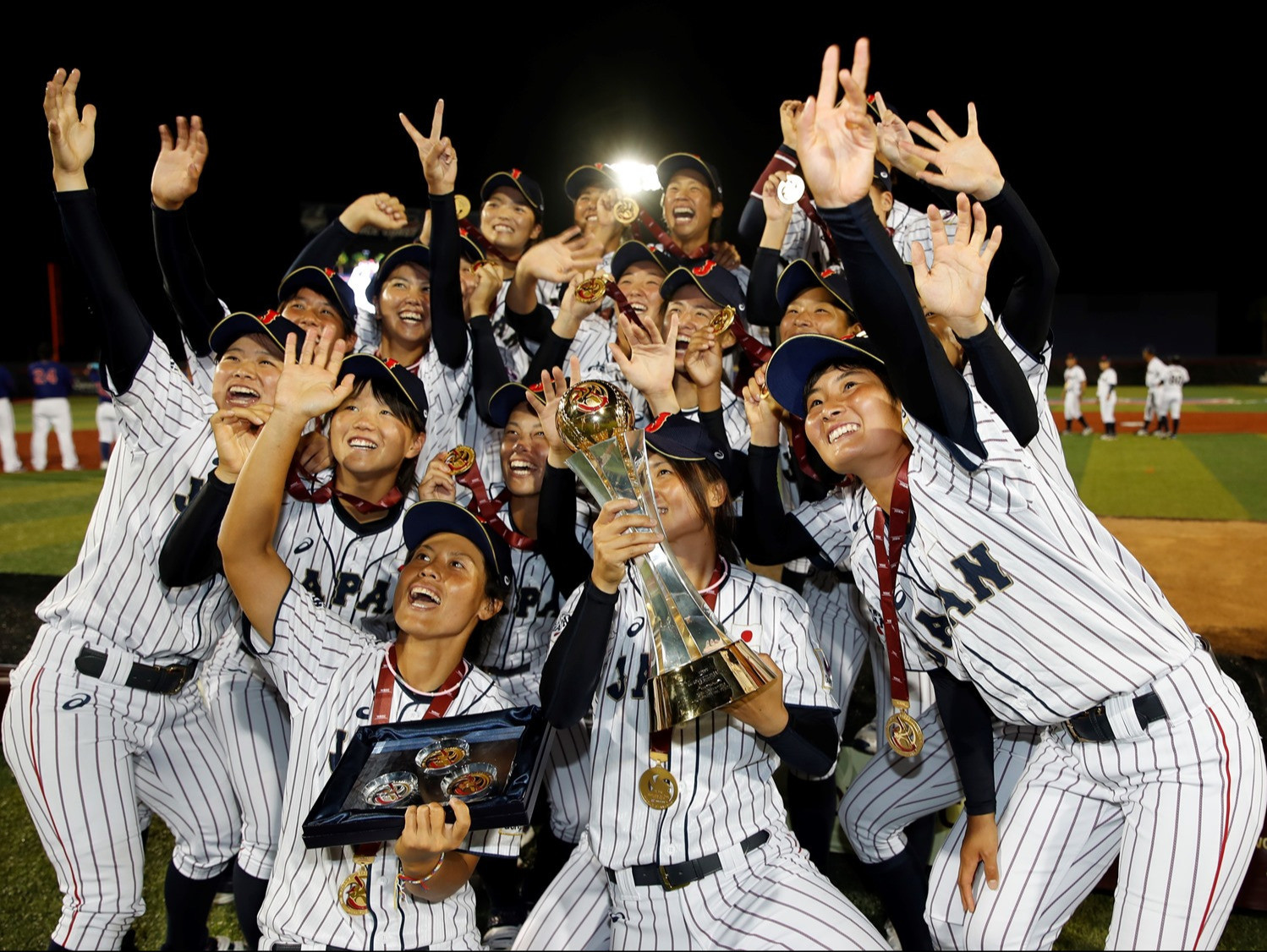 Women's Baseball World Cup now set for Tijuana in November