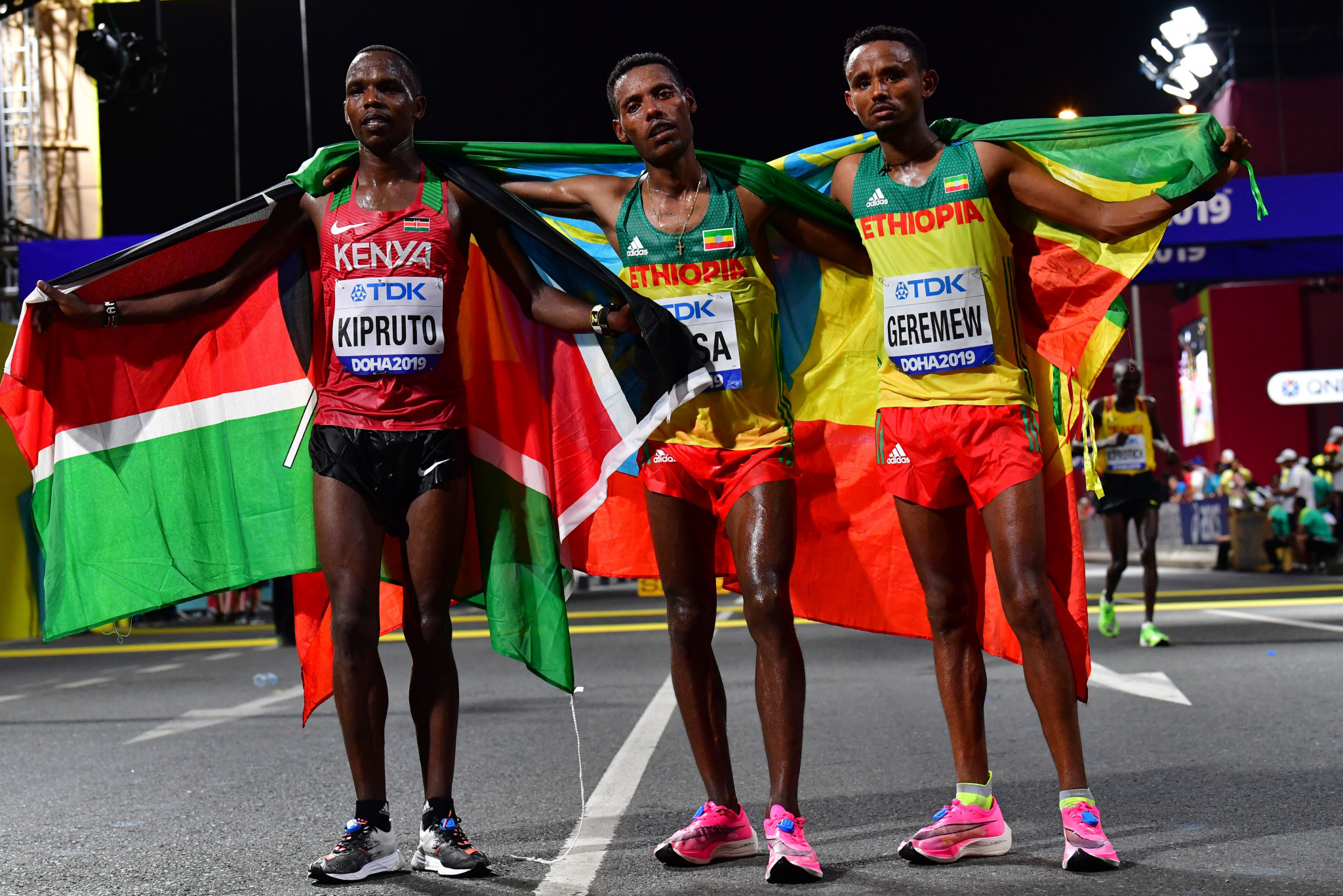 East Africa is considered the powerhouse region of long-distance running ©Getty Images