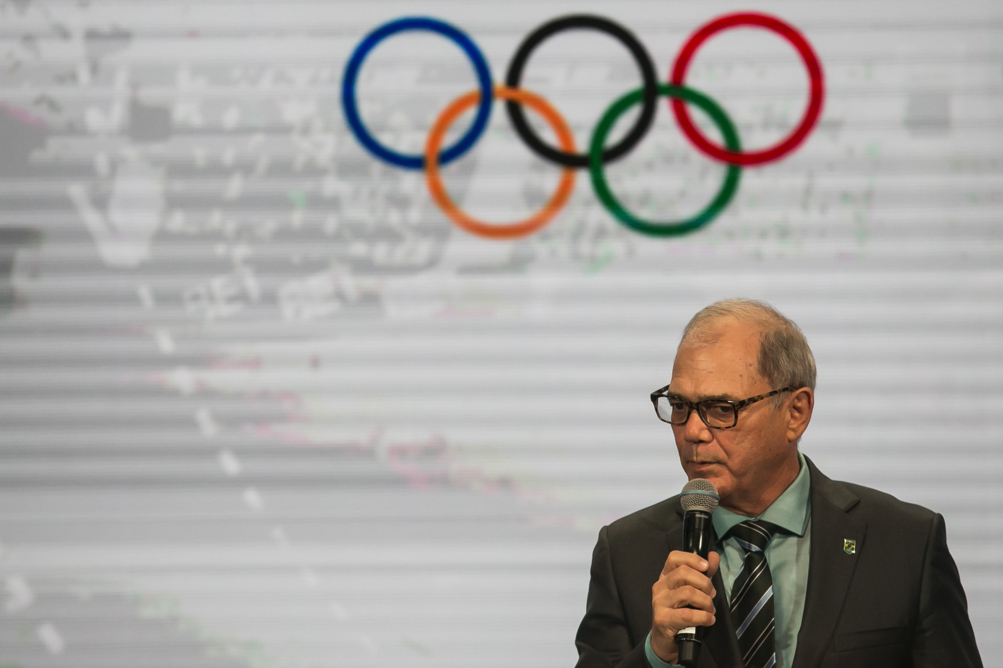 COB President Paulo Wanderley Teixeira says the use of facilities in Portugal will allow the country's athletes to resume their training ©Getty Images