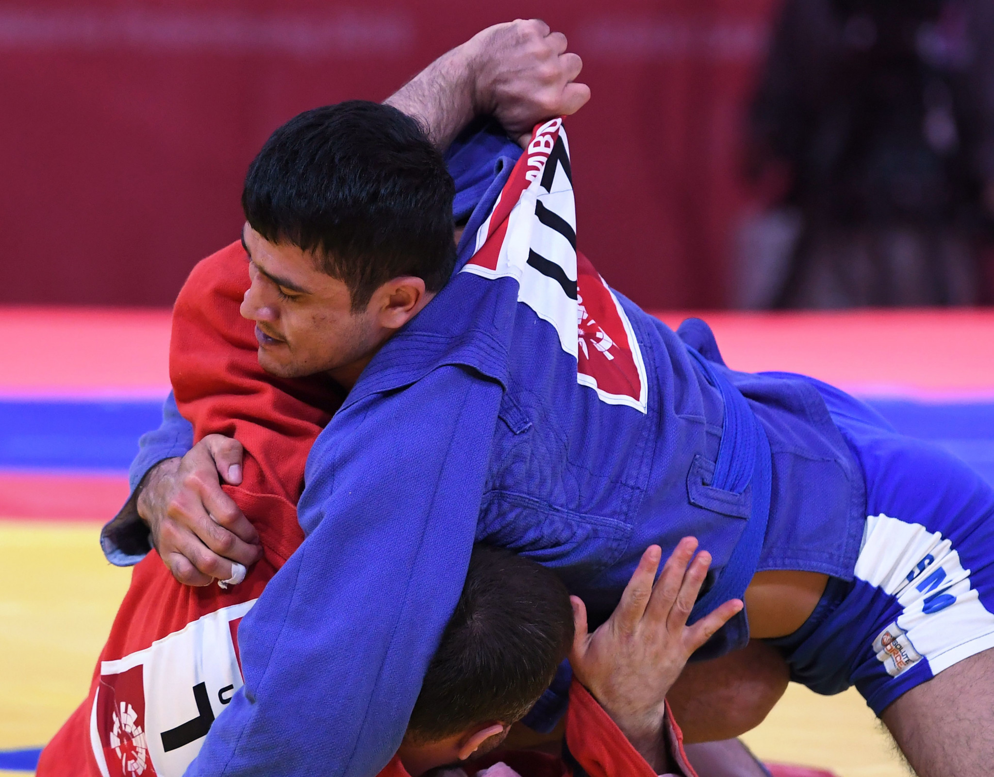 The event will challenge players on their knowledge of sambo techniques ©Getty Images