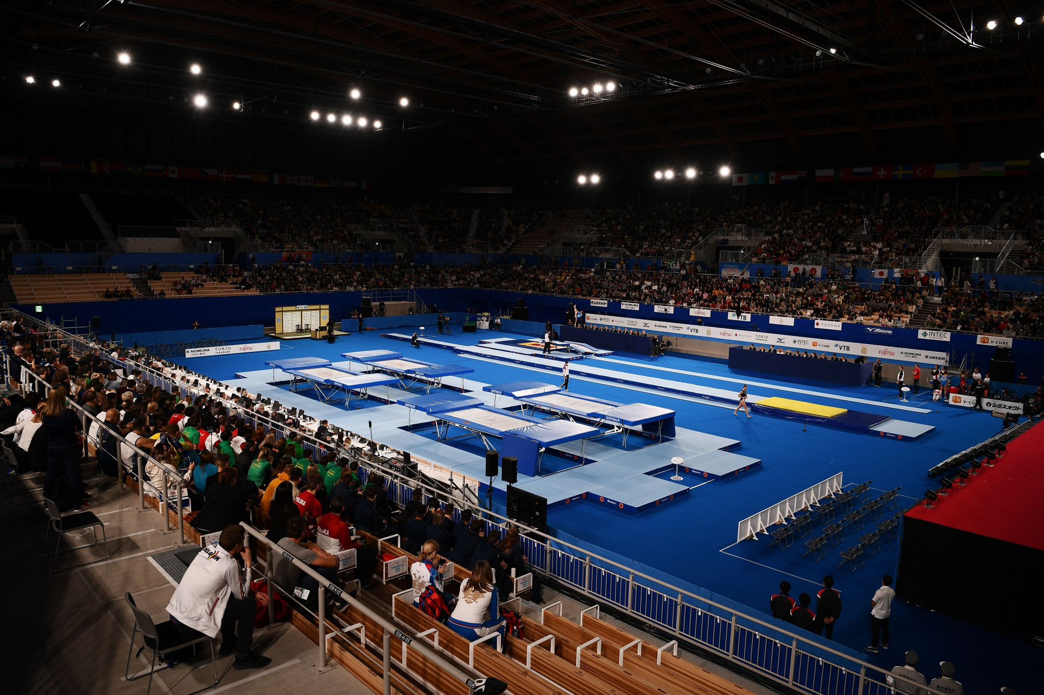 The FIG has published revised qualification criteria for Tokyo 2020 ©Getty Images