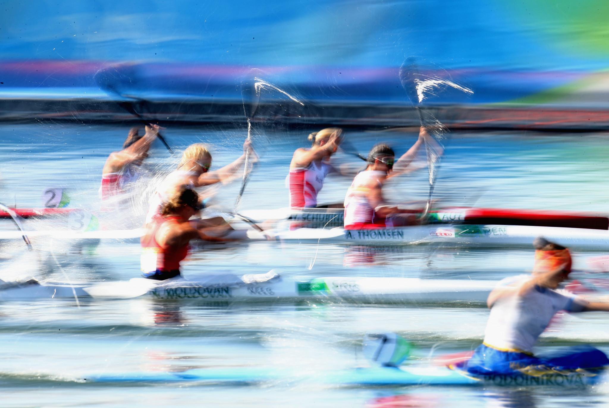 The International Canoe Federation has surveyed its athletes ©Getty Images