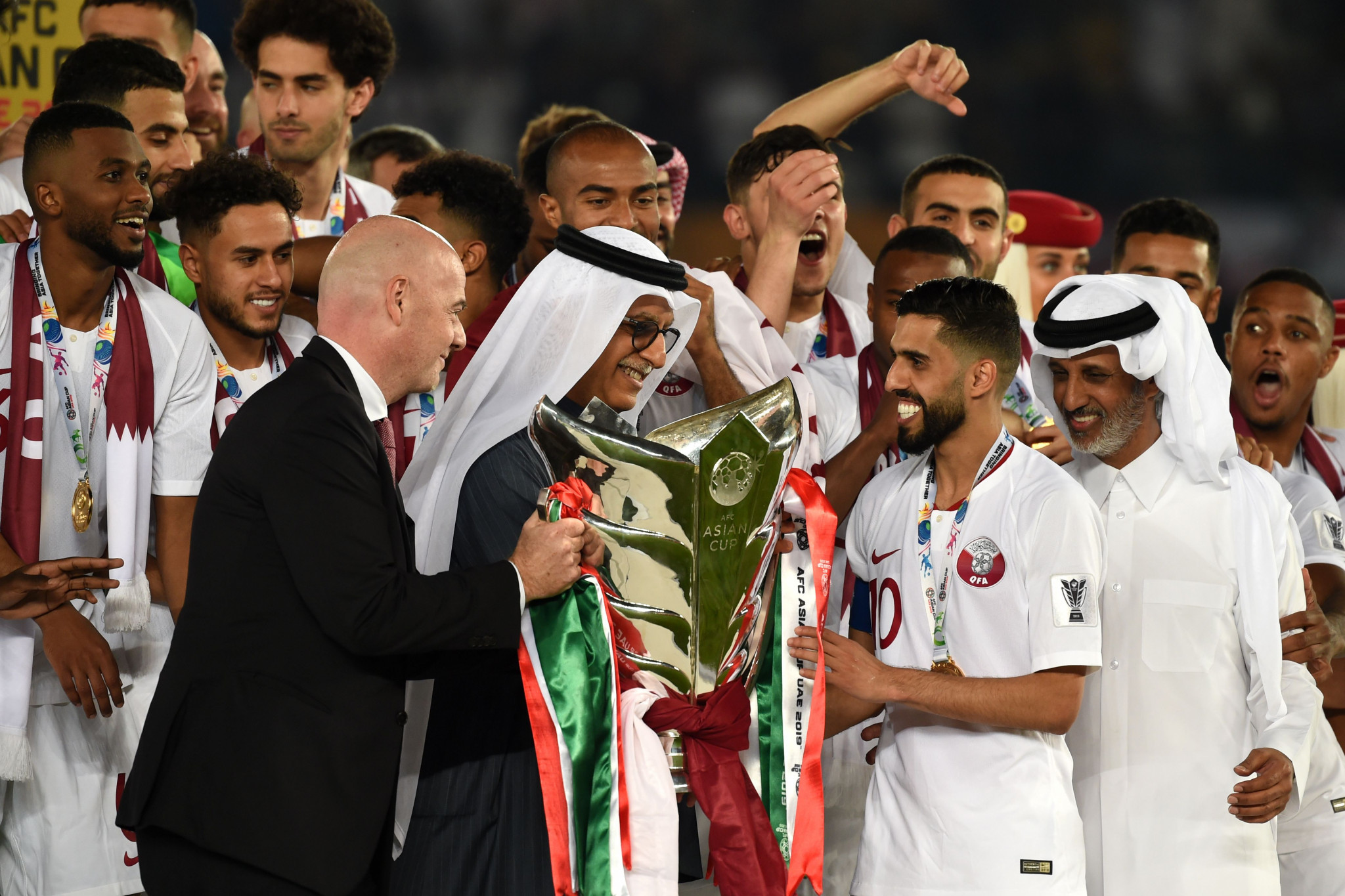 AFC urged to ensure human rights promises during bid race for 2027 Asian Cup