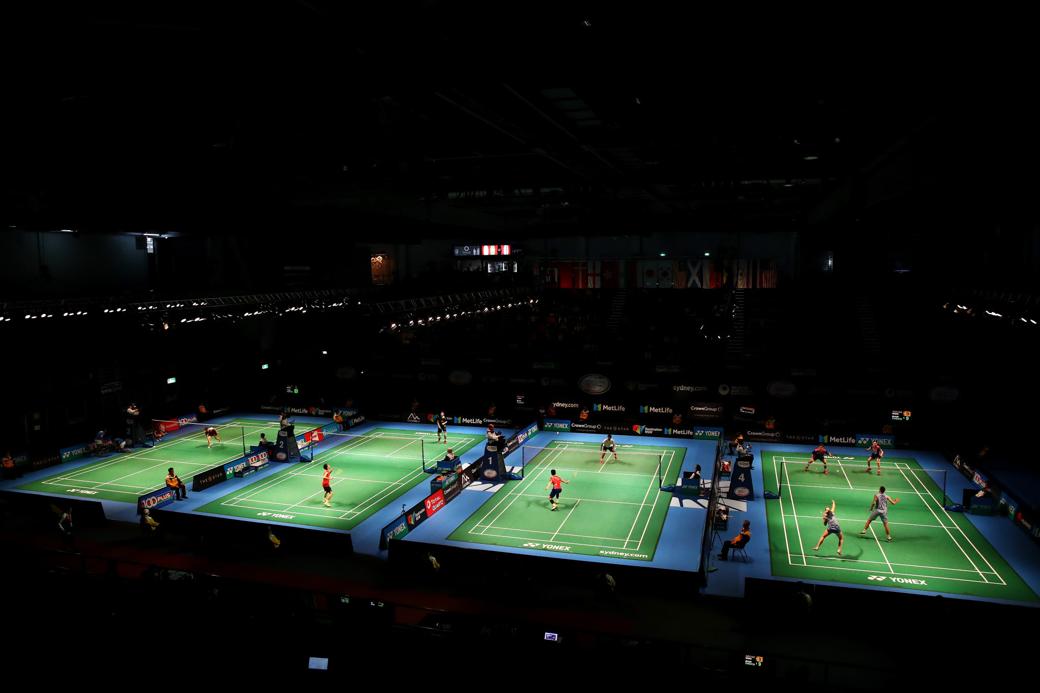 Badminton World Federation confirm cancellation of three events as calendar re-jig continues