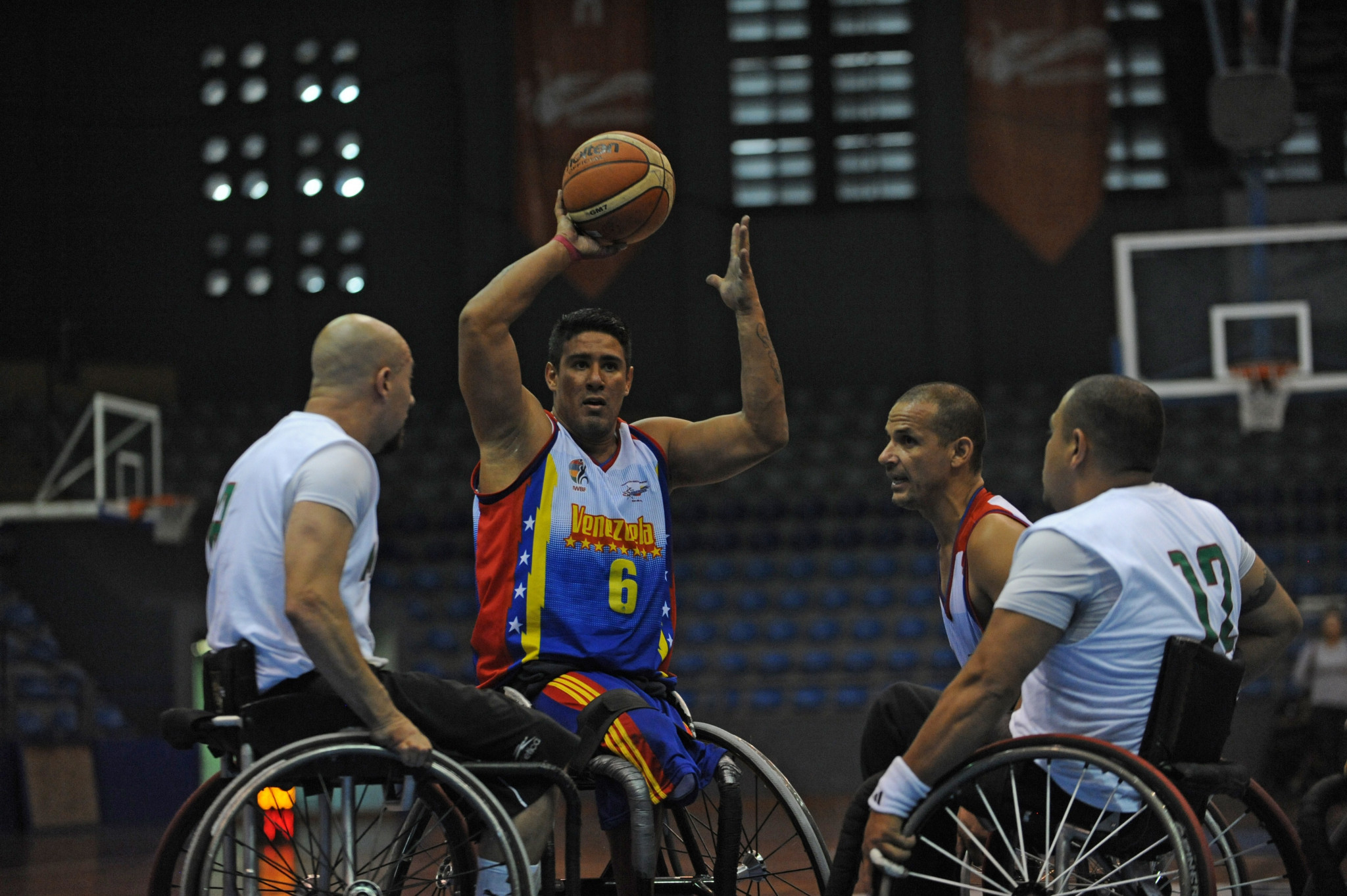 The IWBF welcomed Venezuela as a new member ©Getty Images