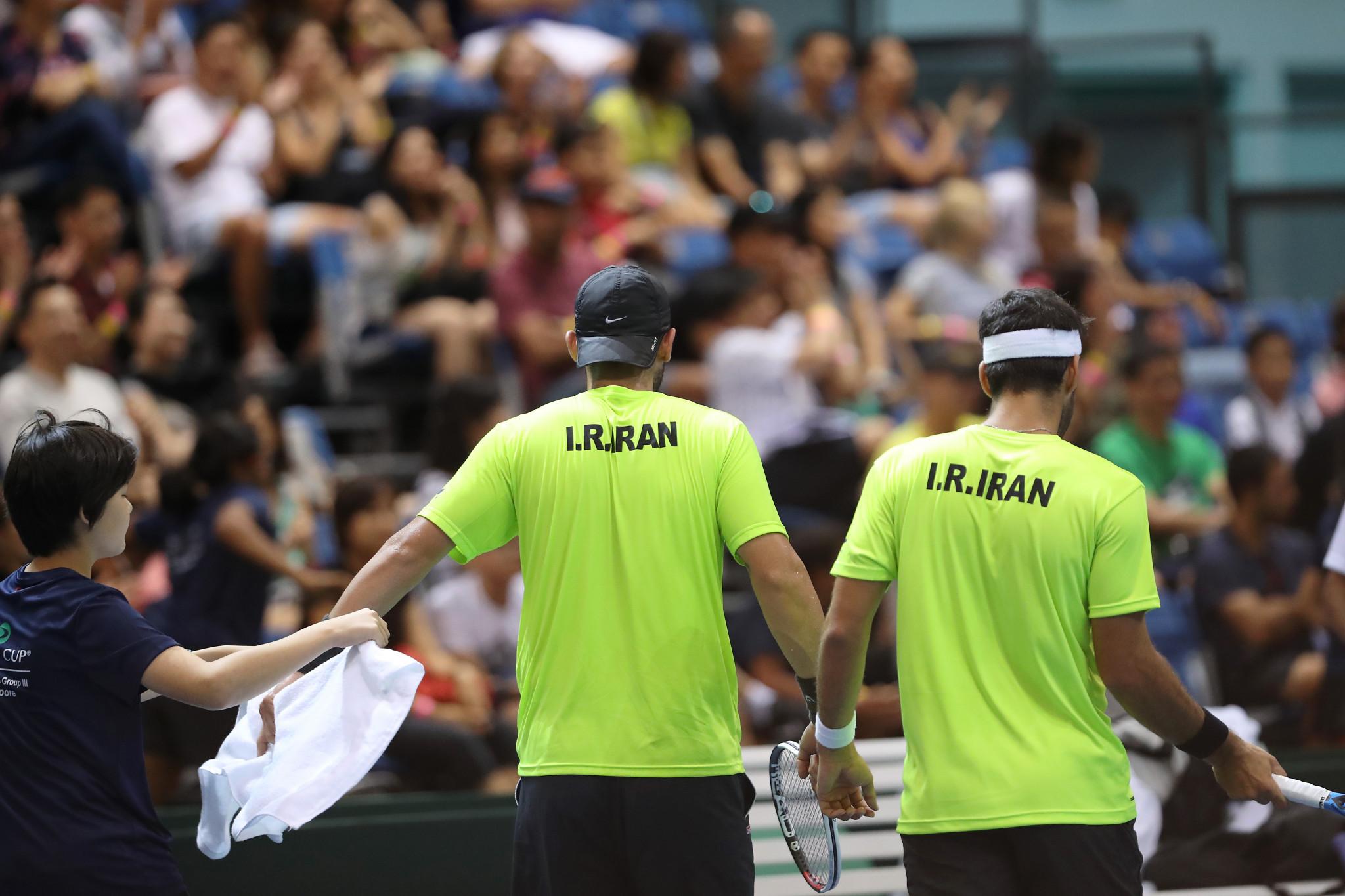 Iran Tennis Federation elects new President