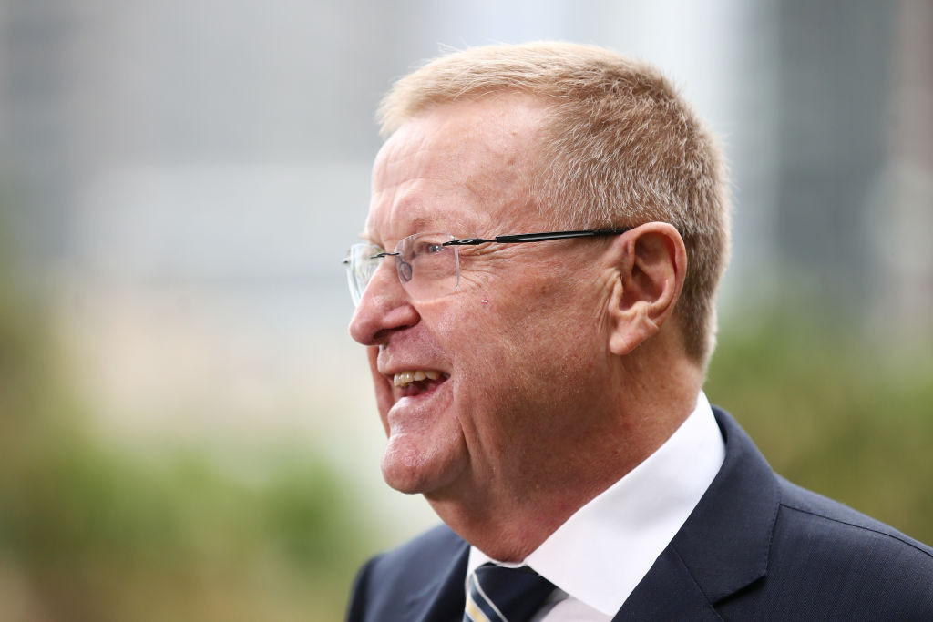 The ICAS is headed by senior IOC member John Coates ©Getty Images