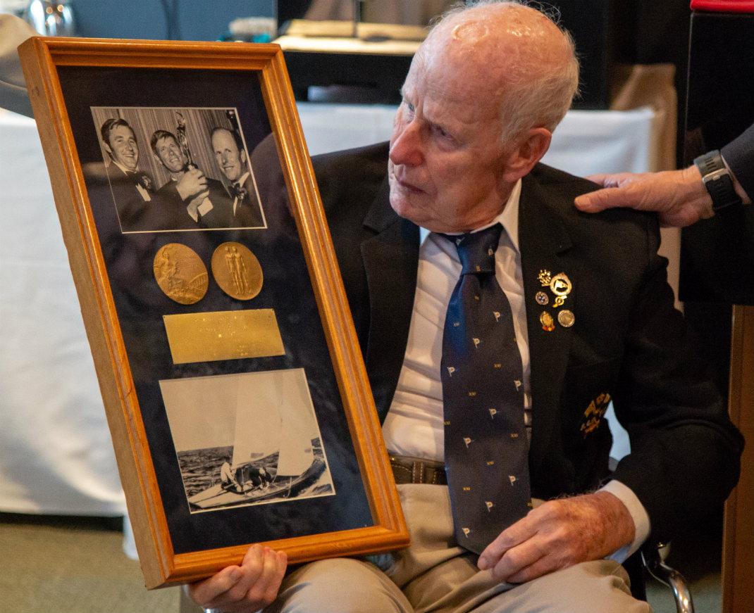 Australia's Munich 1972 sailing champion Cuneo dies age 91