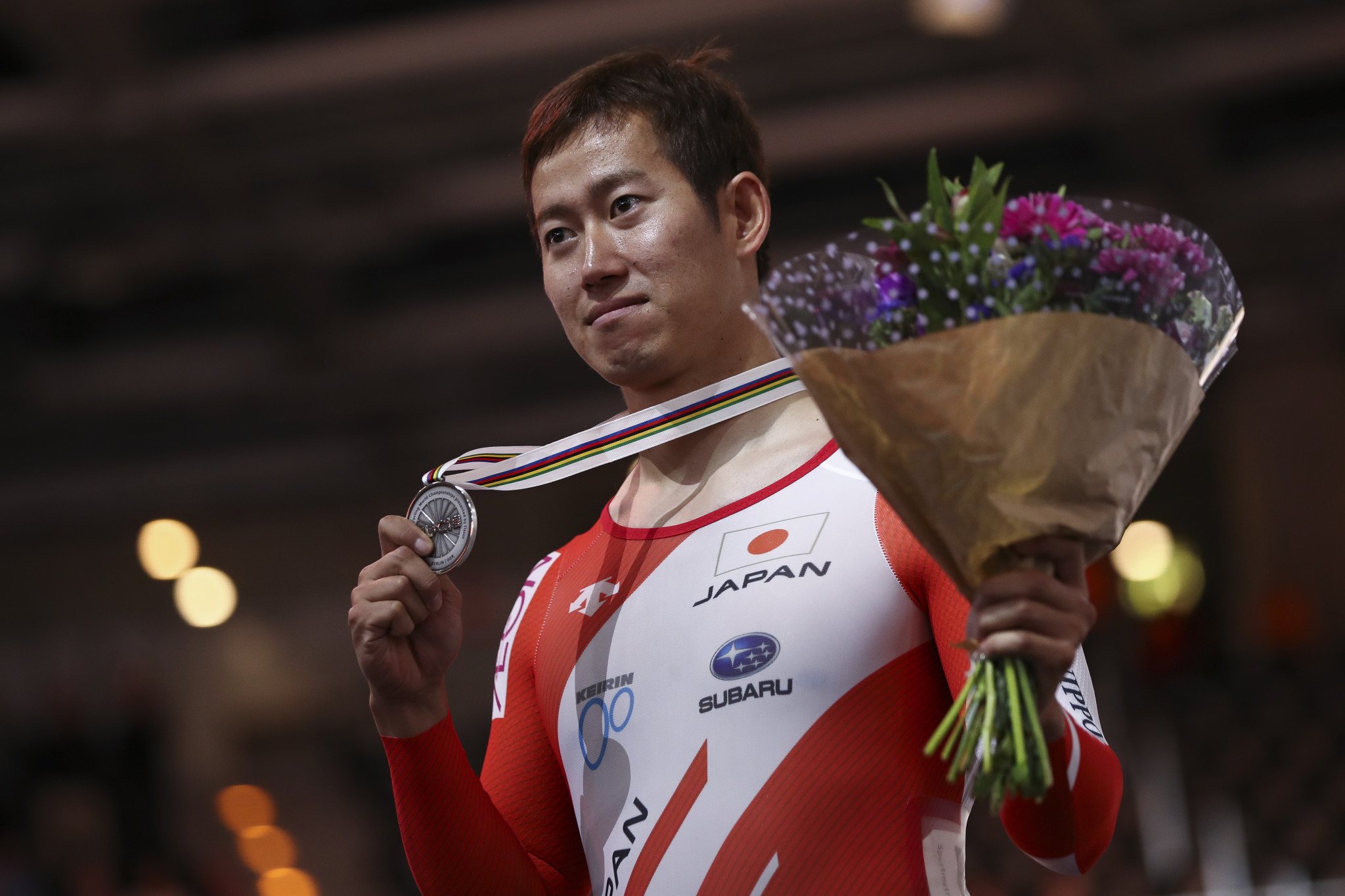 Yuta Wakimoto is one of the favourites in the men's keirin ©Getty Images