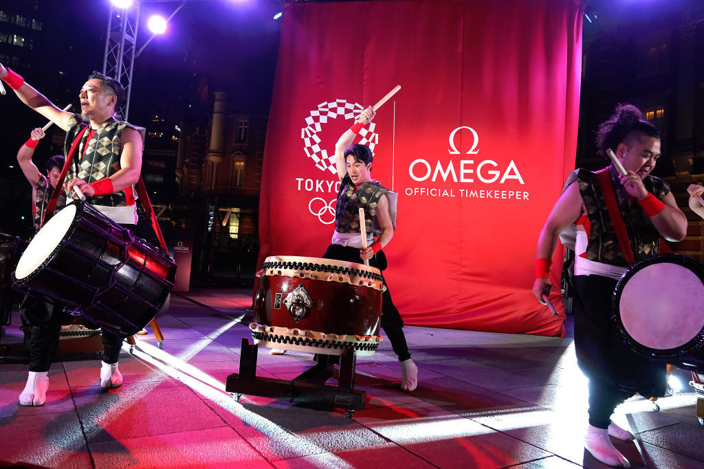 Tokyo 2020 held one-year-to-go celebration events in July 2019 - but there will not be any to mark the milestone for the postponed Games ©Getty Images