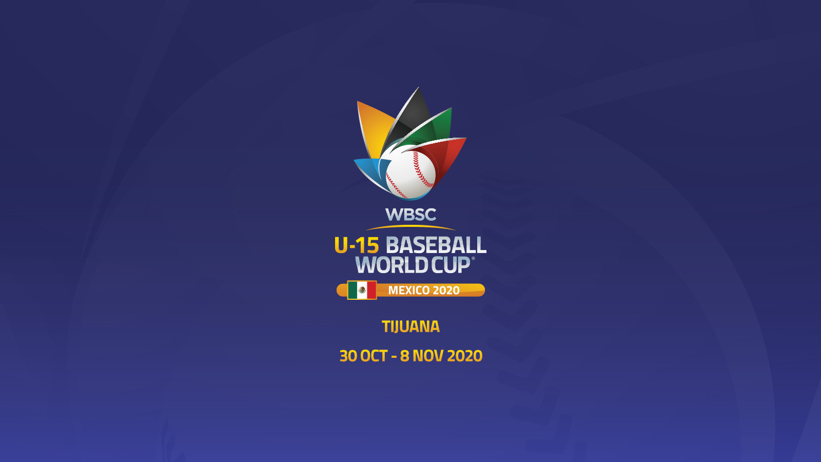 The Under-15 Baseball World Cup is now due to begin in October ©WBSC