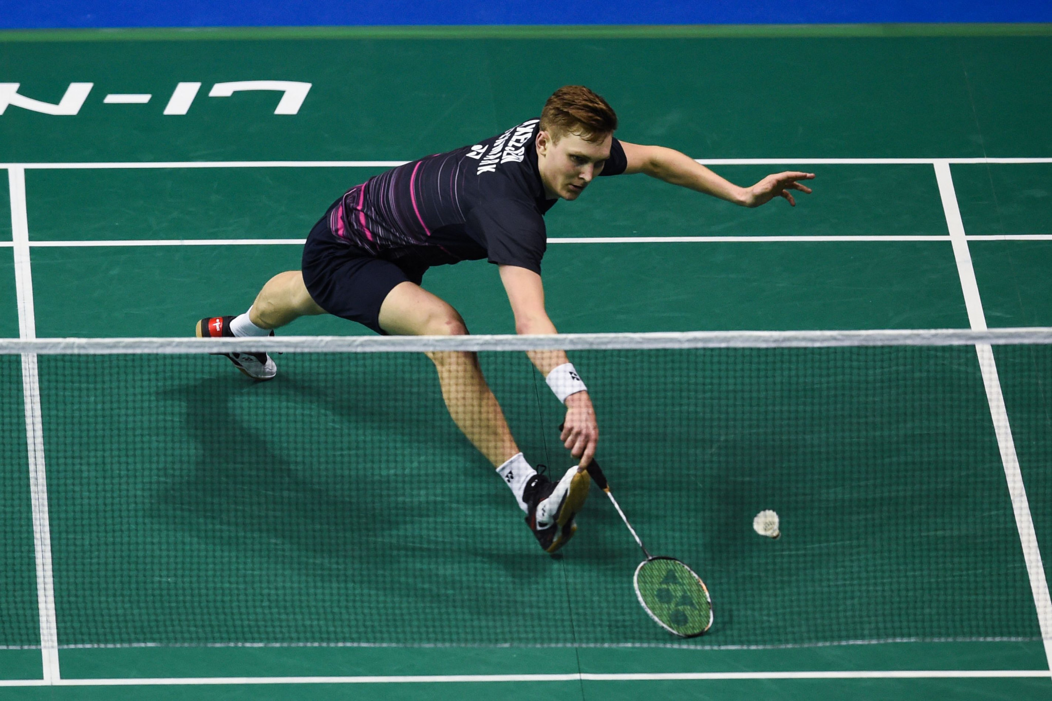"Axelsen claims badminton players will have to be ""cautious"" about ""extremely ambitious"" schedule"