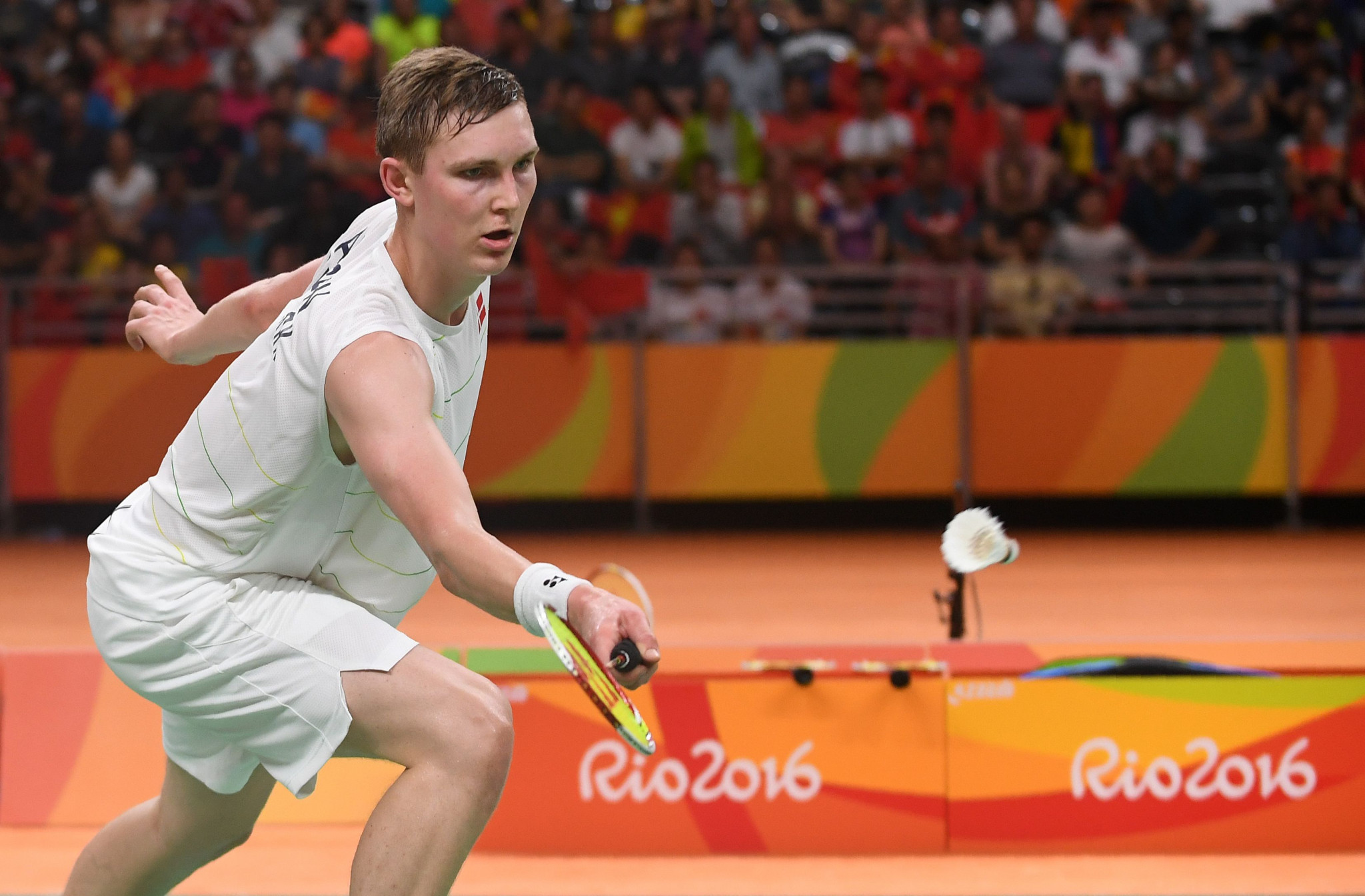 Viktor Axelsen earned a bronze medal at the Rio 2016 Olympic Games, and has voiced his disappointment about the postponement of Tokyo 2020 ©Getty Images