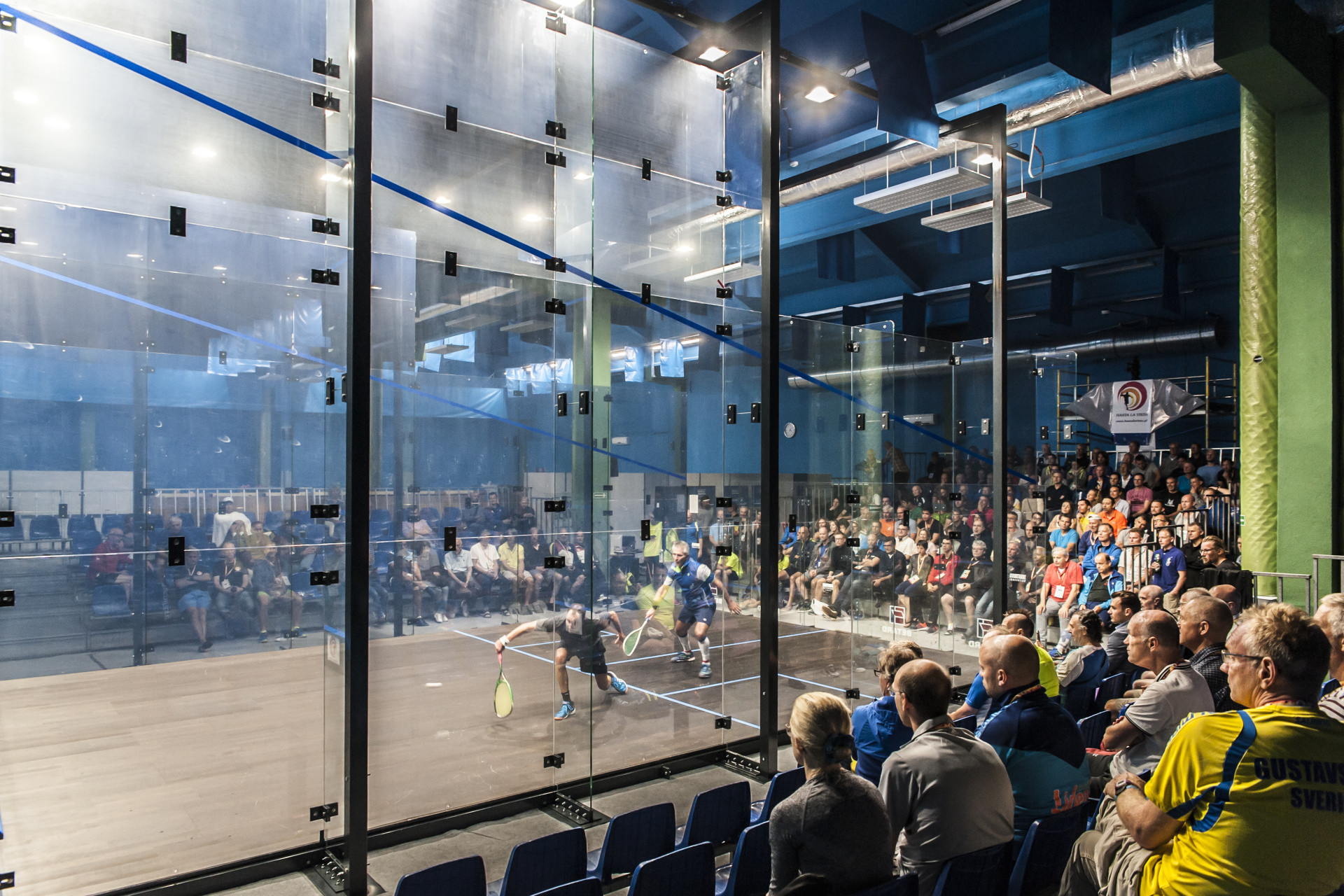 World Squash Federation to allow ITA to run clean sport programme