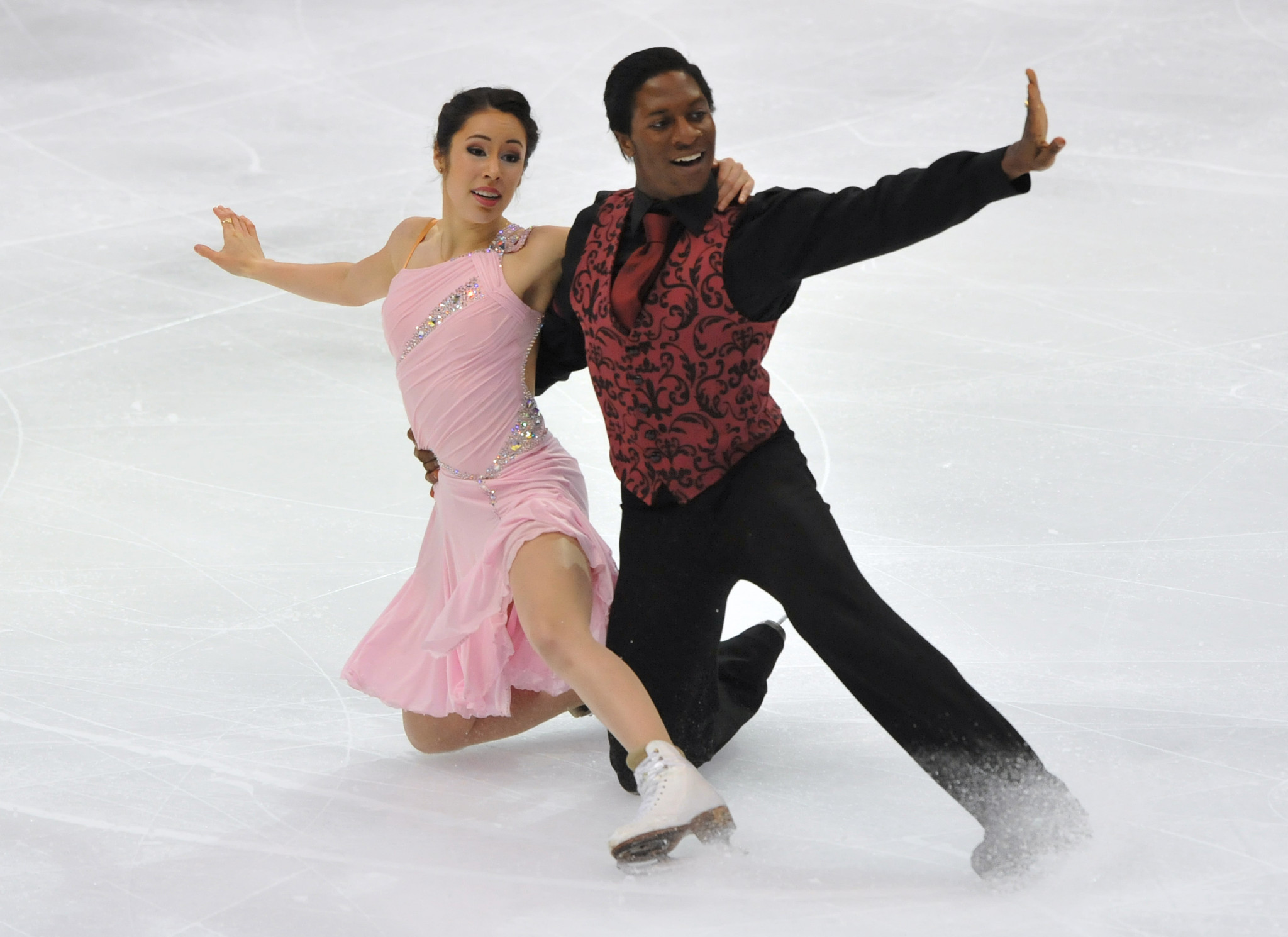 Asher Hill has accused Skate Canada of hypocrisy regarding the governing body's statement on racial equality ©Getty Images