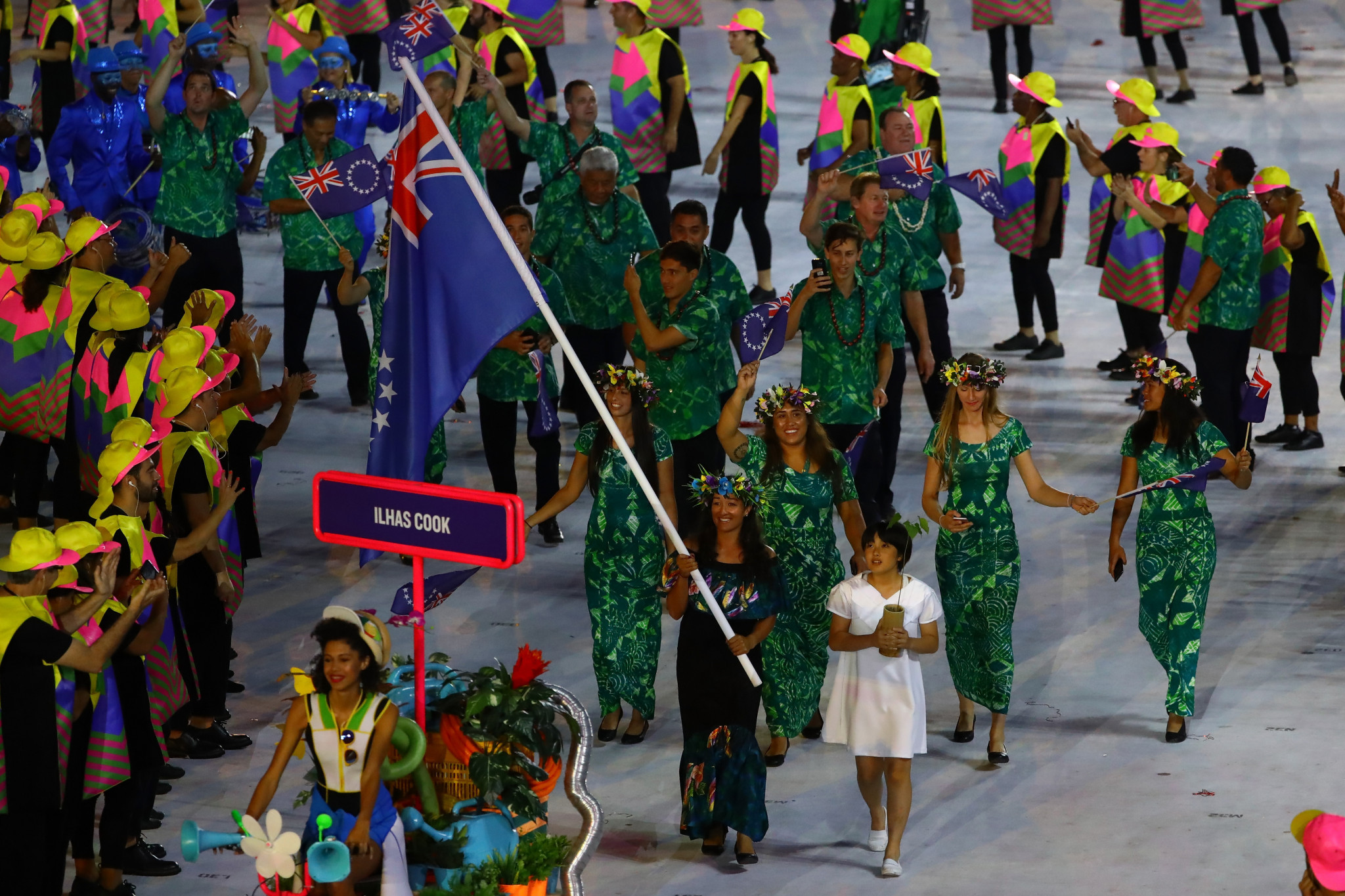 Cook Islands to focus on domestic athletes after pandemic