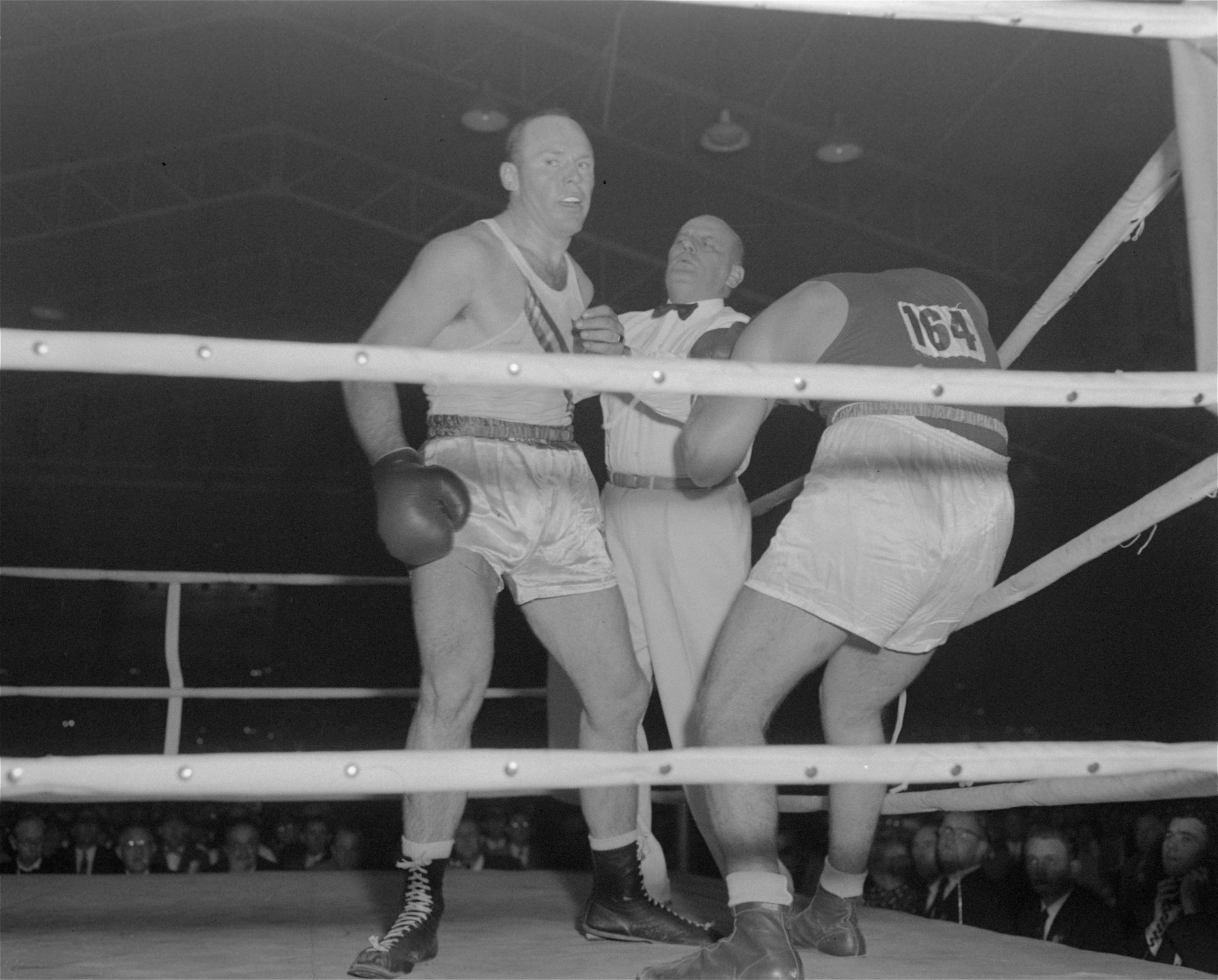 Olympic heavyweight boxing champion Rademacher dies aged 91