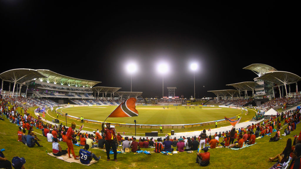 Trinidad and Tobago back plan to host entire CPL competition