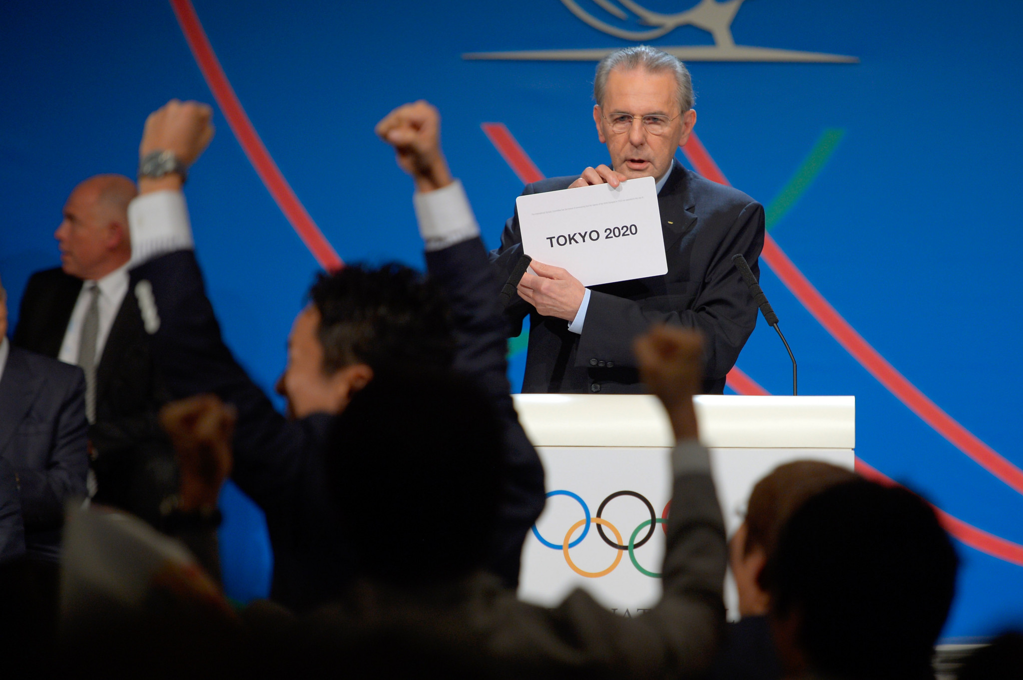At the IOC Session in Argentina's capital Buenos Aires in 2013, Tokyo beat Istanbul by 60 votes to 36 to secure the rights to the 2020 Games ©Getty Images
